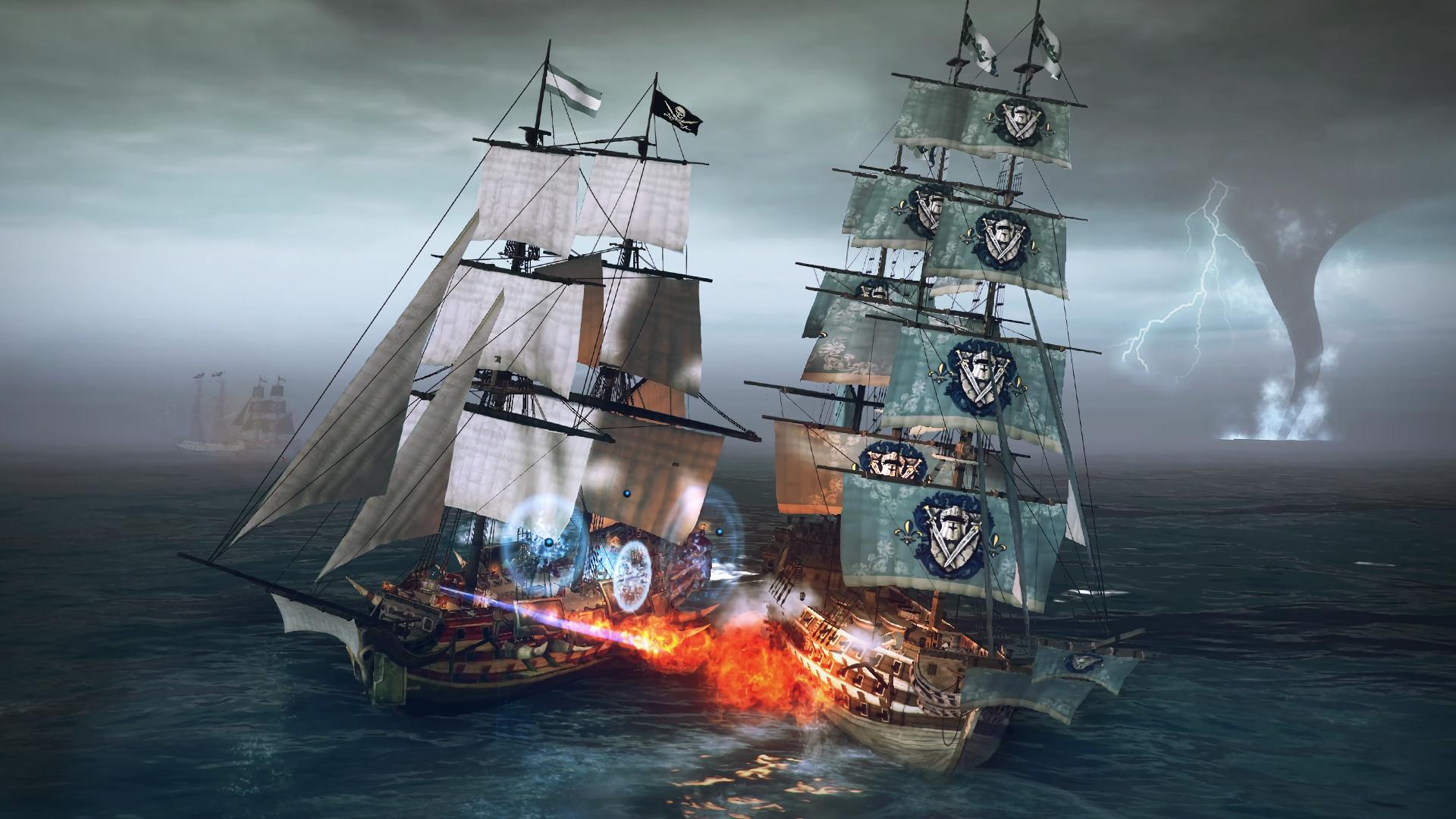 Скриншот №9 к Under The Jolly Roger