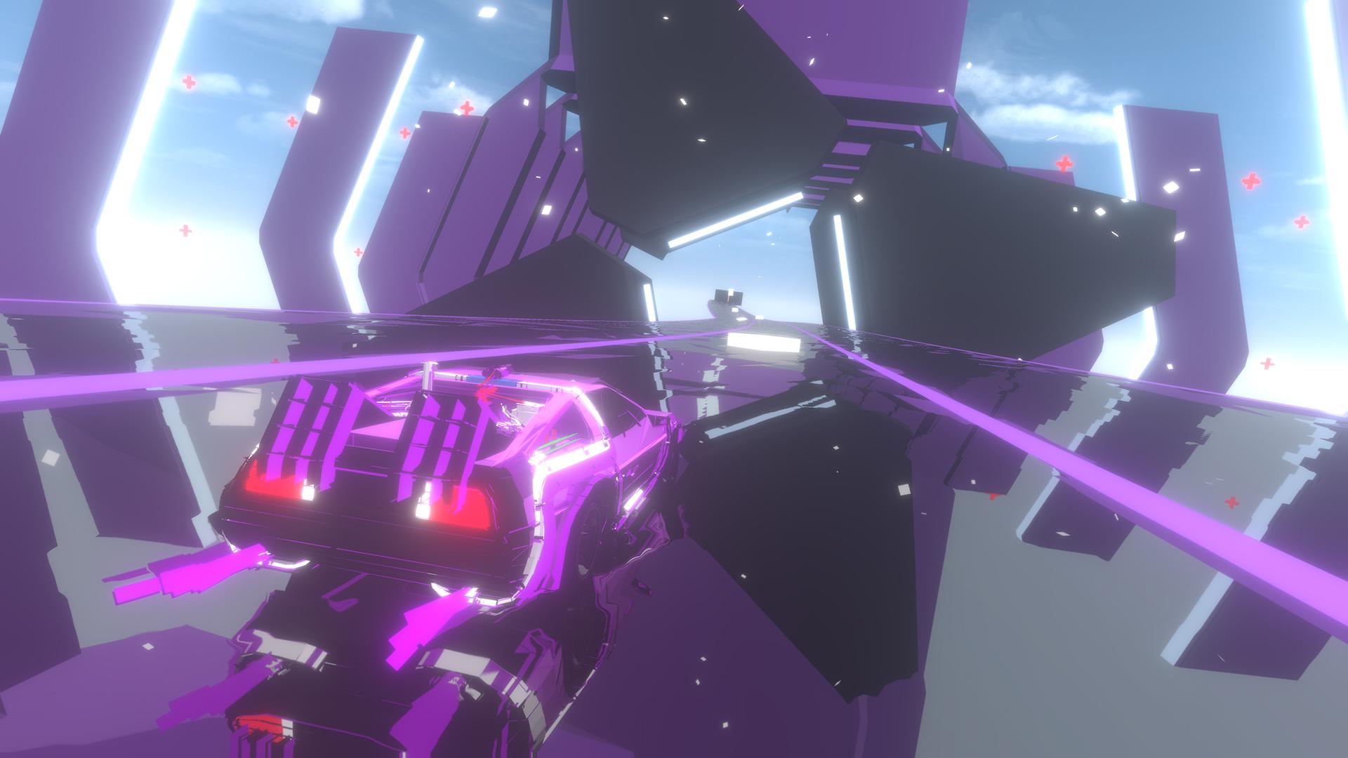 Скриншот №2 к Music Racer