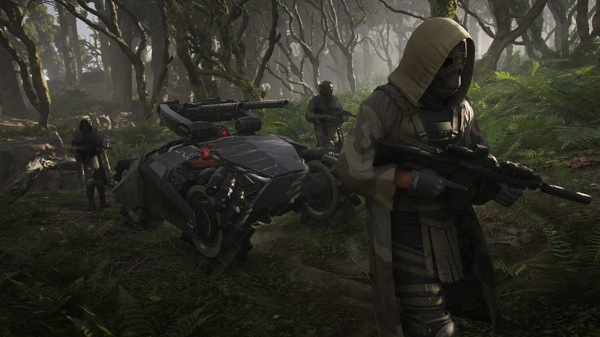Скриншот №3 к TOM CLANCYS GHOST RECON BREAKPOINT