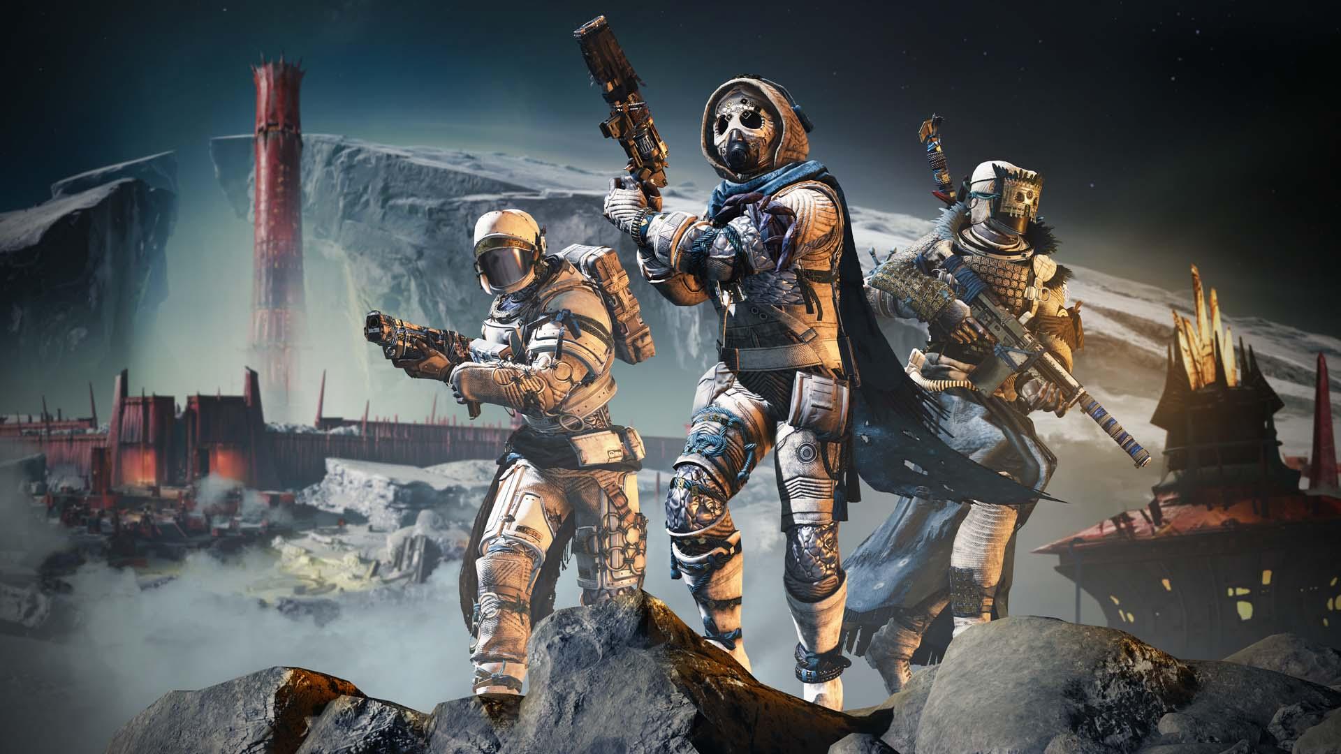 Скриншот №1 к Destiny 2 Обновленное издание