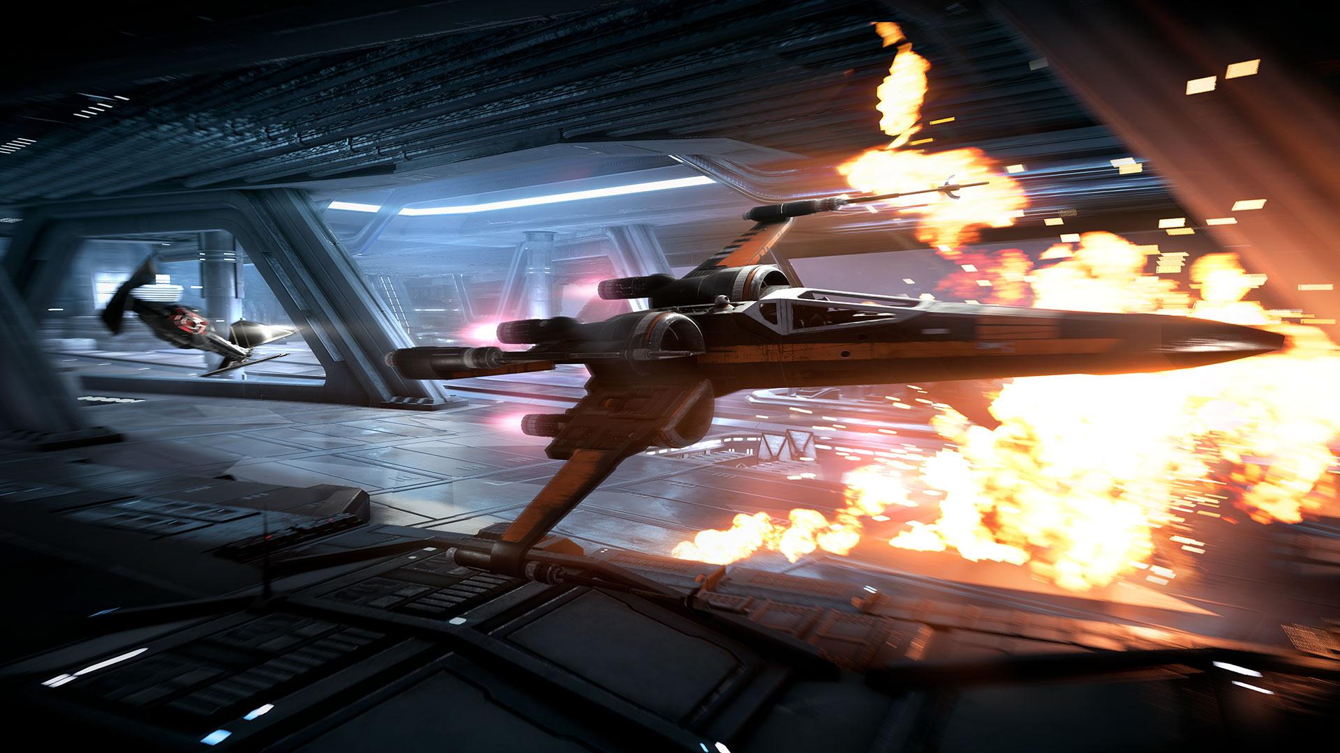 Скриншот №8 к STAR WARS Battlefront II — обновление до «Праздничного издан