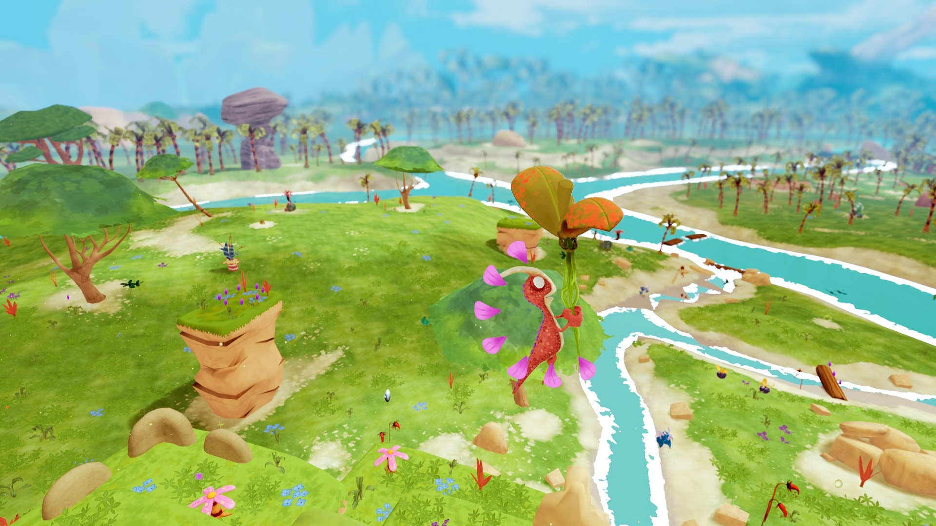 Скриншот №7 к Gigantosaurus The Game