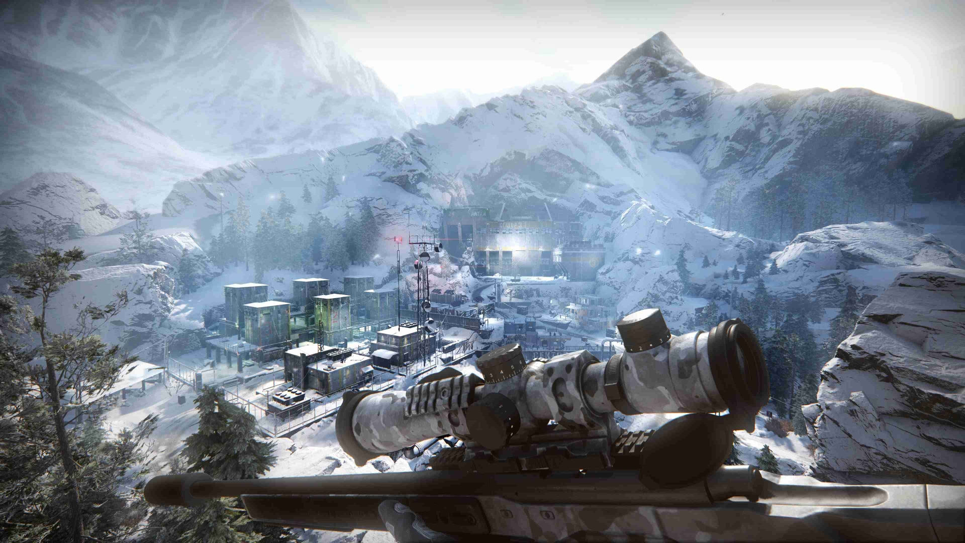 Скриншот №10 к Sniper Ghost Warrior Contracts and SGW3 Unlimited Edition