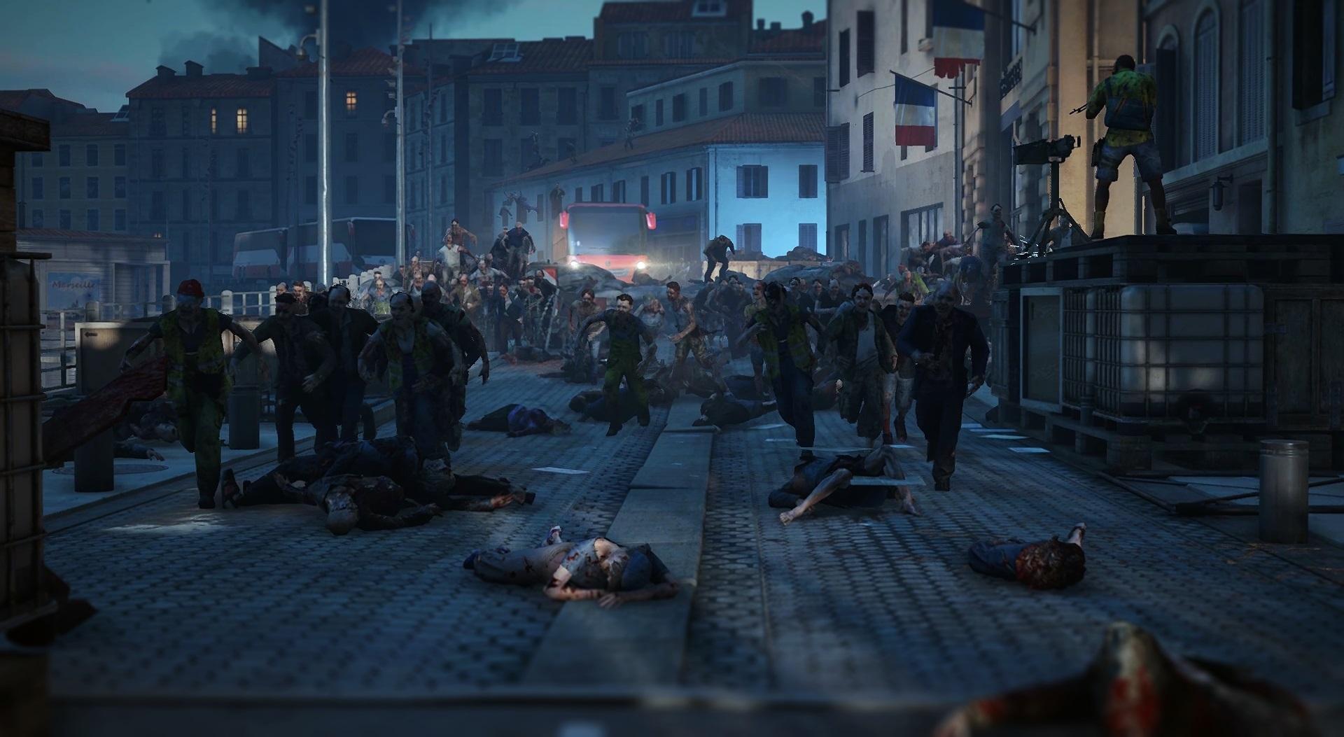 Скриншот №3 к World War Z - GOTY Edition