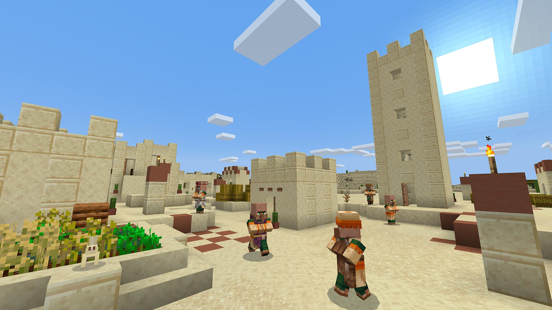 Скриншот №2 к Minecraft