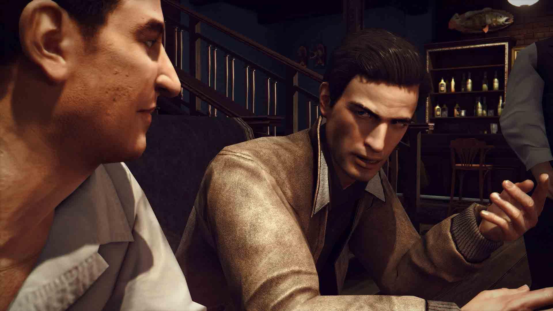 Скриншот №2 к Трилогия Mafia