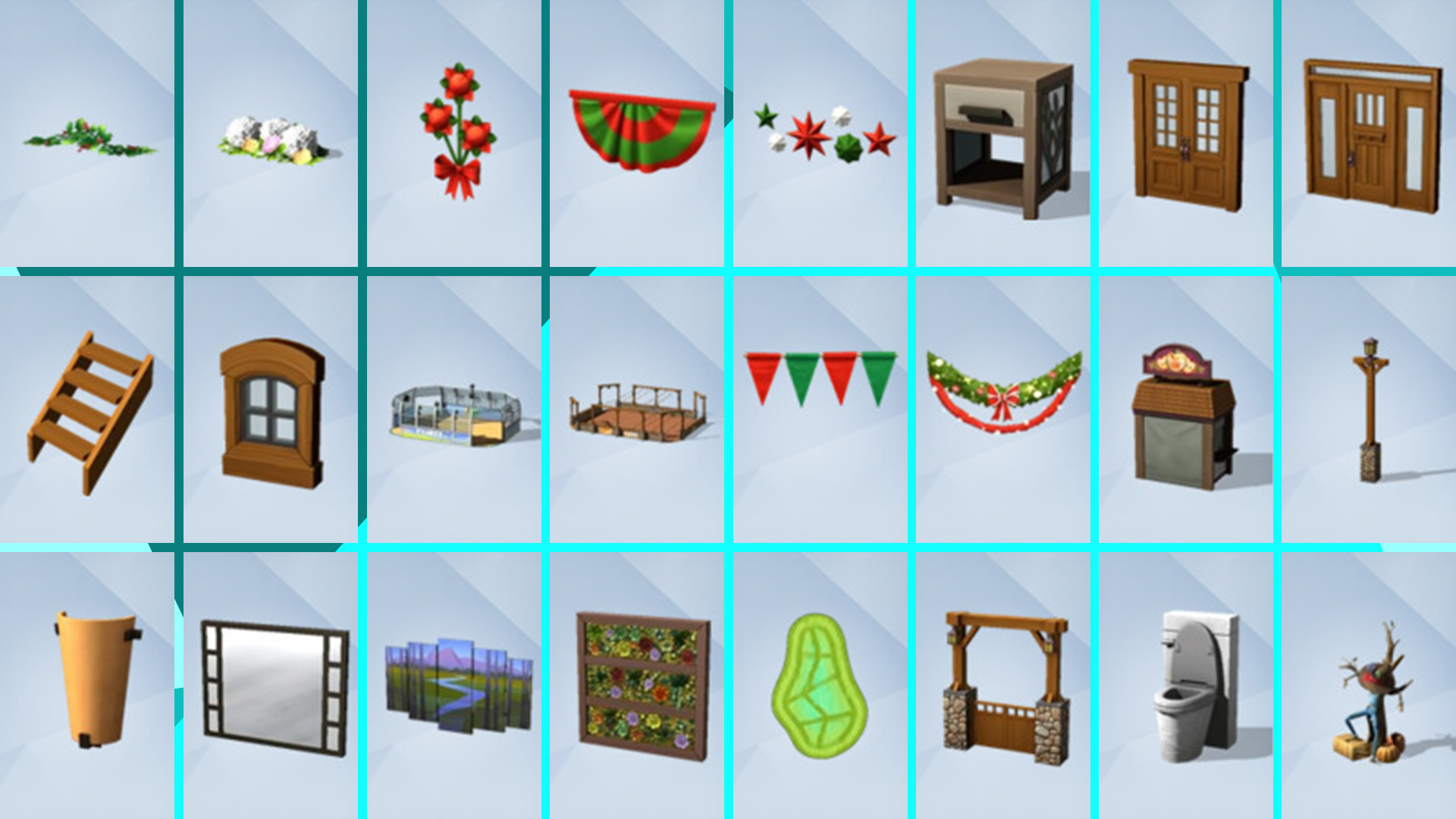 Скриншот №4 к The Sims 4 Времена года