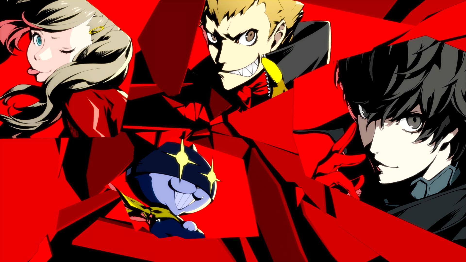 Скриншот №2 к Persona 5 Royal Deluxe Edition