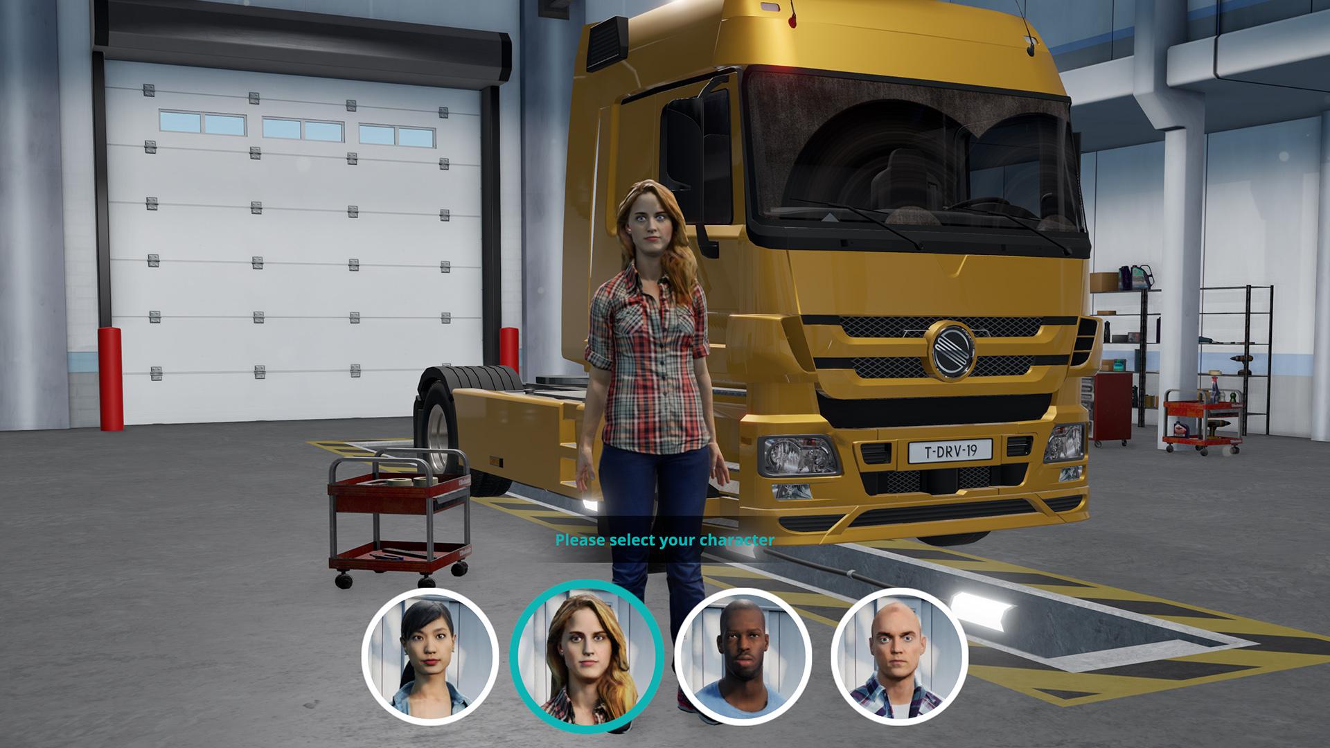 Скриншот №9 к Truck Driver