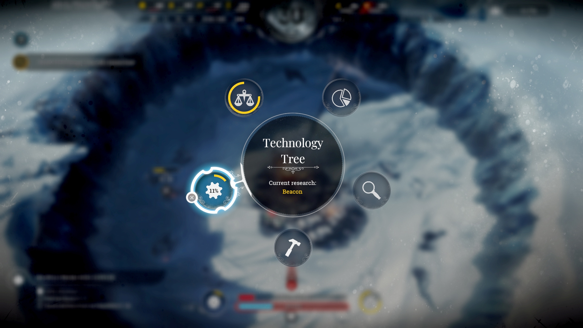 Скриншот №7 к Frostpunk Console Edition