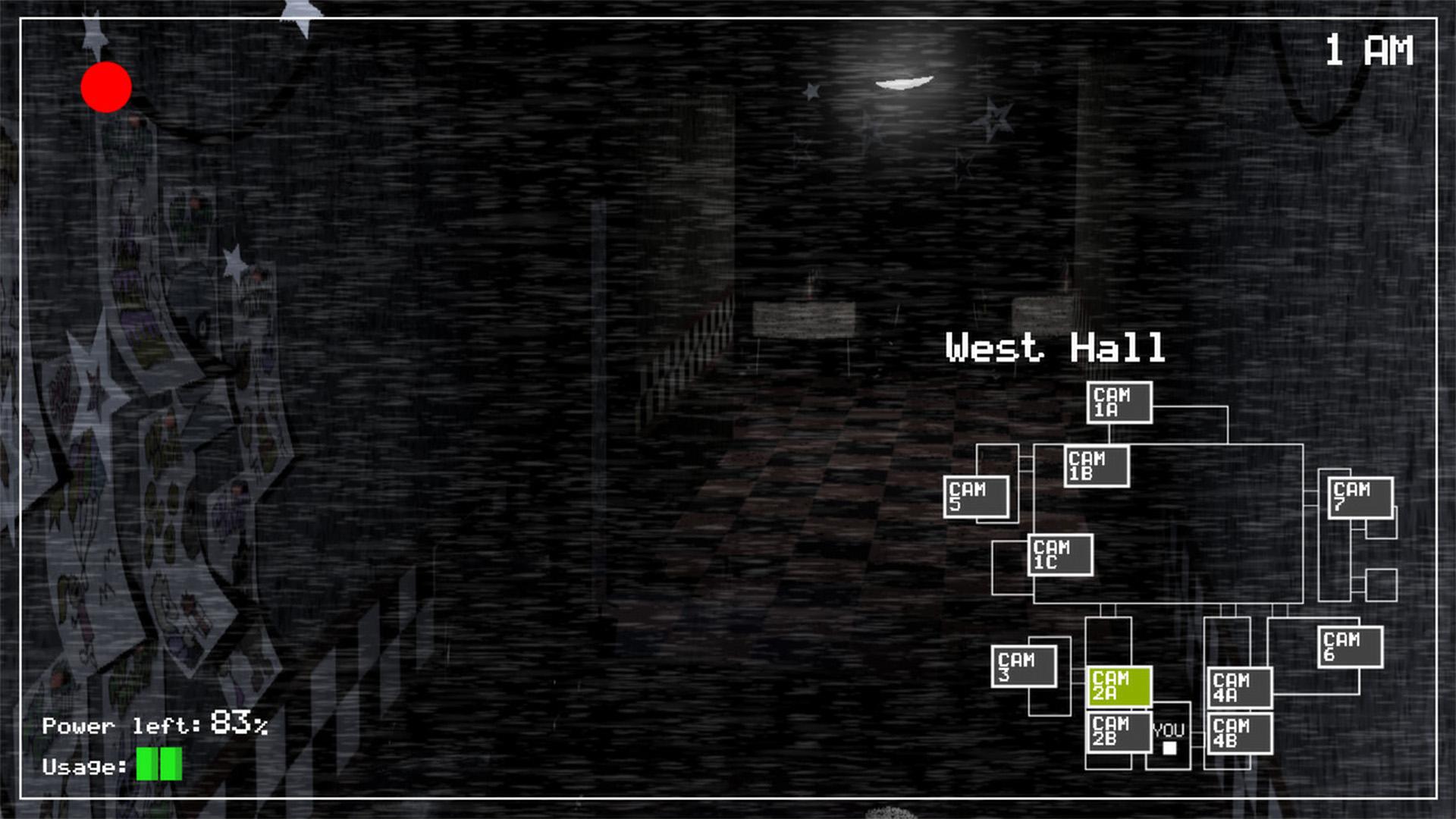 Скриншот №3 к Five Nights at Freddys