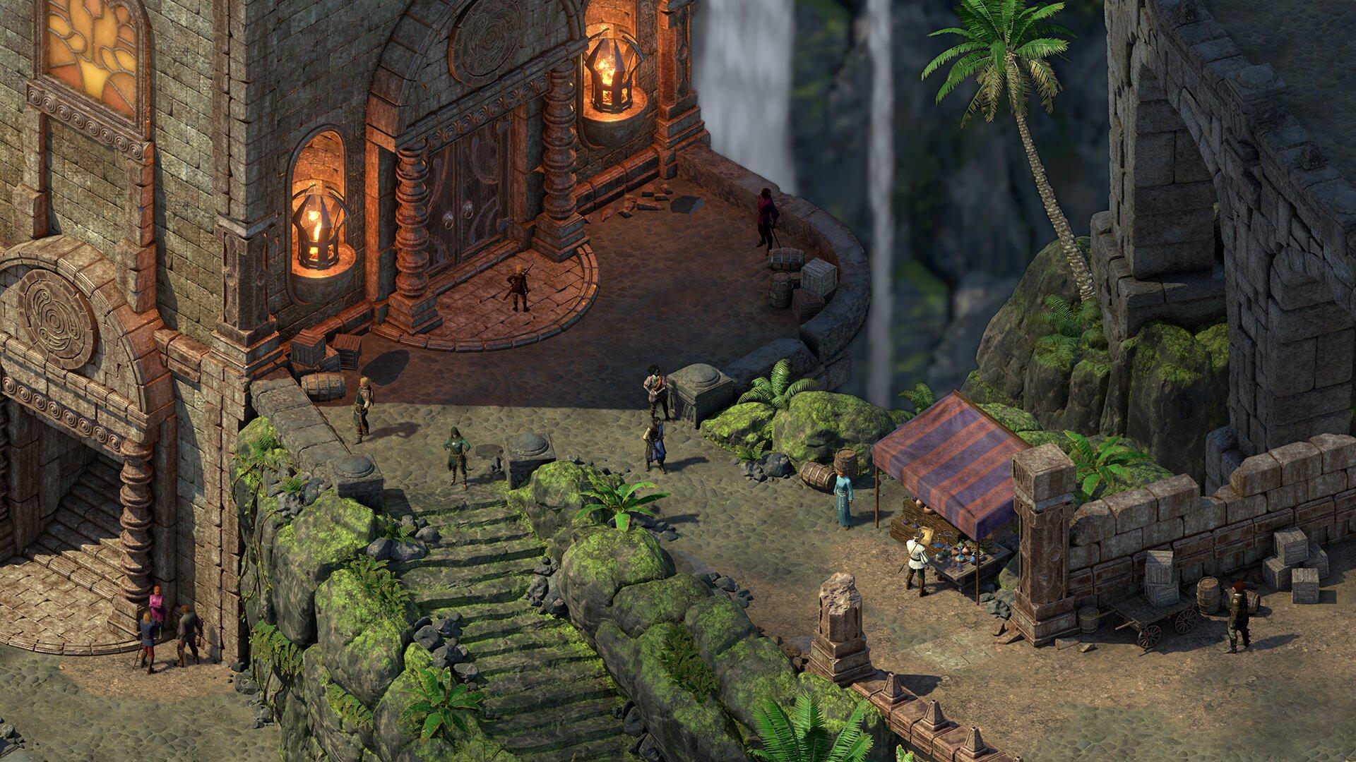 Скриншот №1 к Pillars of Eternity II Deadfire - Ultimate Edition