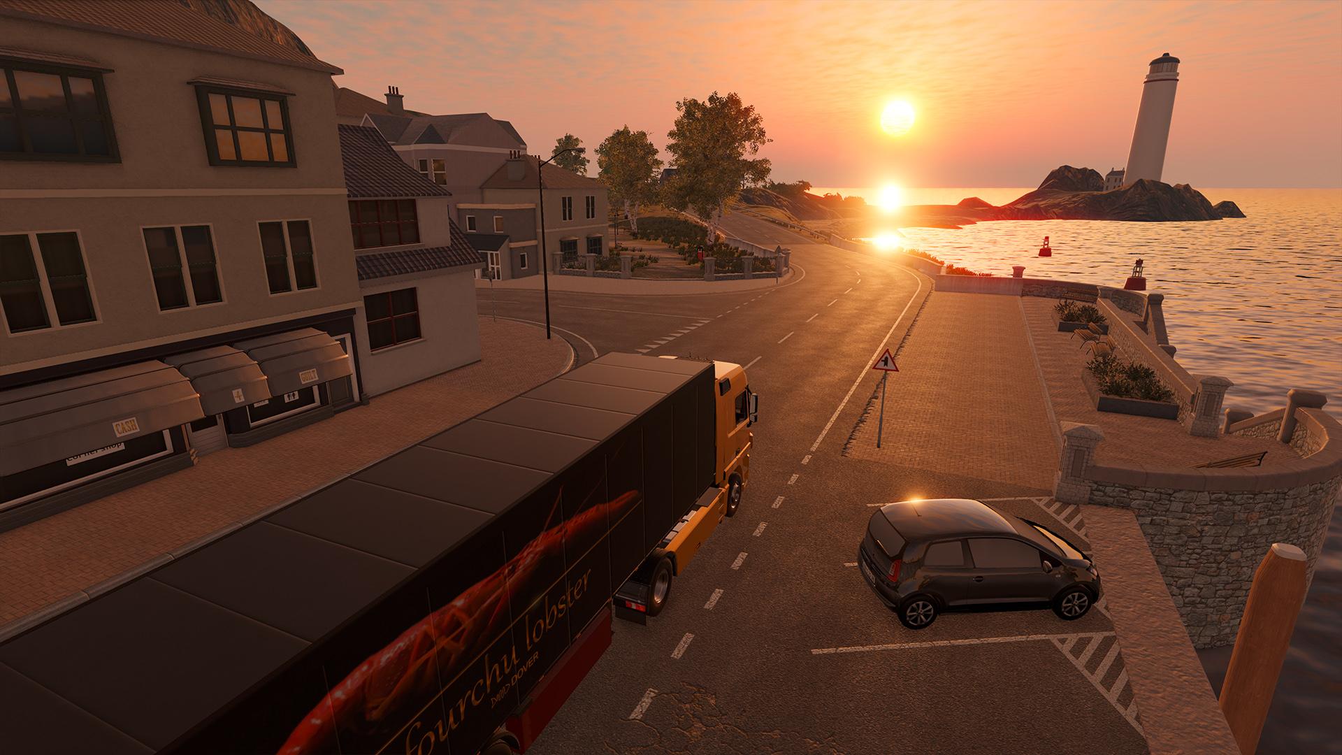Скриншот №7 к Truck Driver