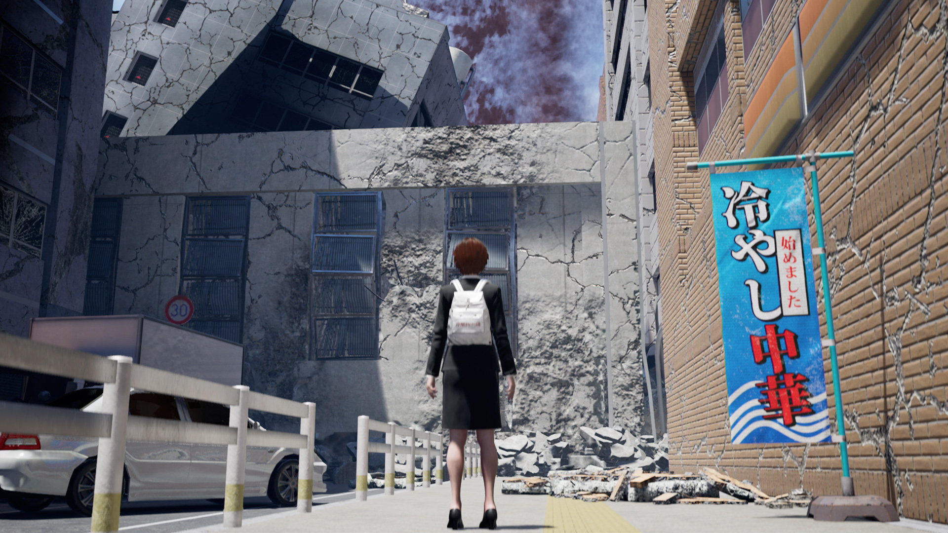 Скриншот №4 к Disaster Report 4 Summer Memories
