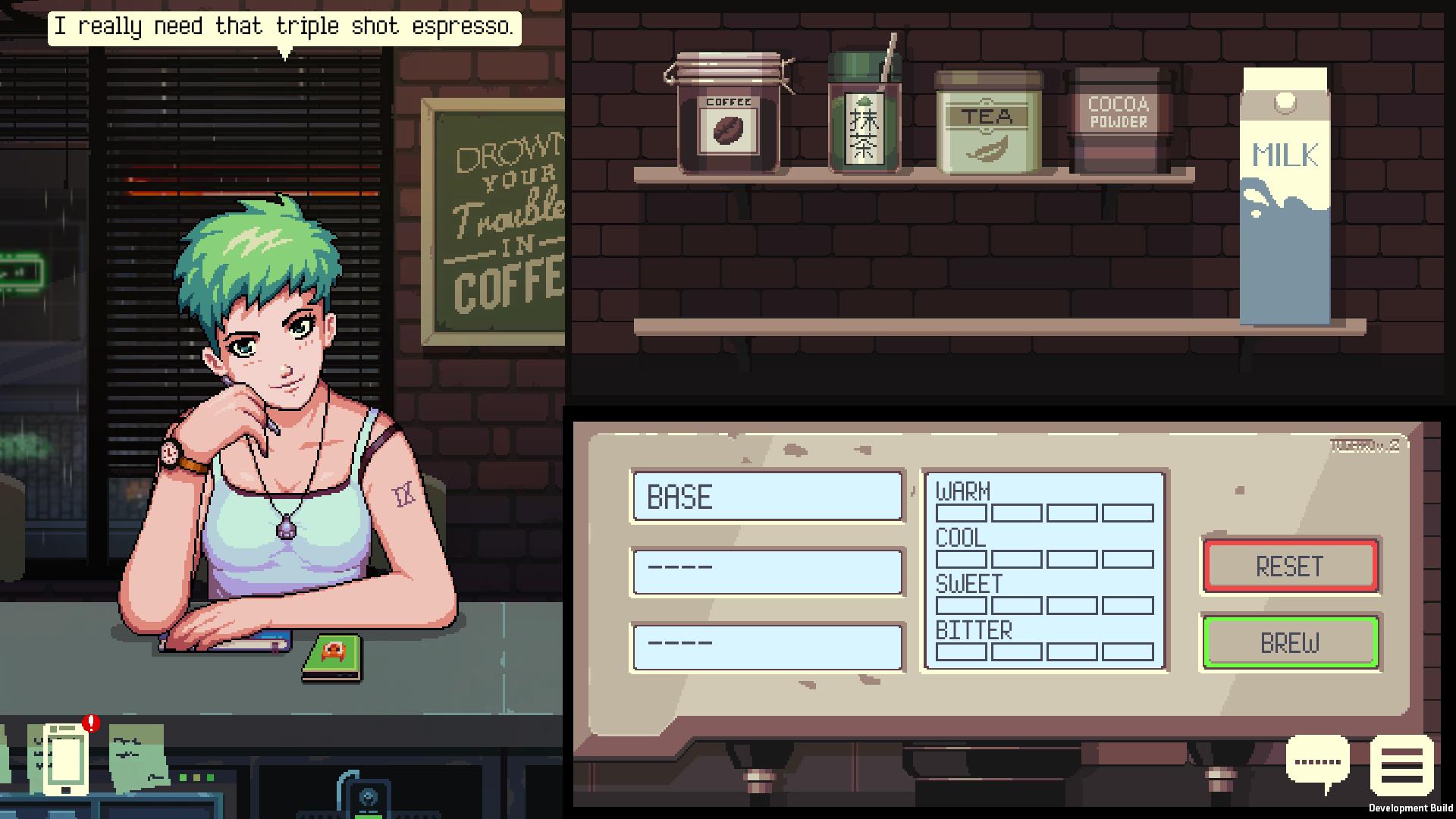 Скриншот №3 к Coffee Talk