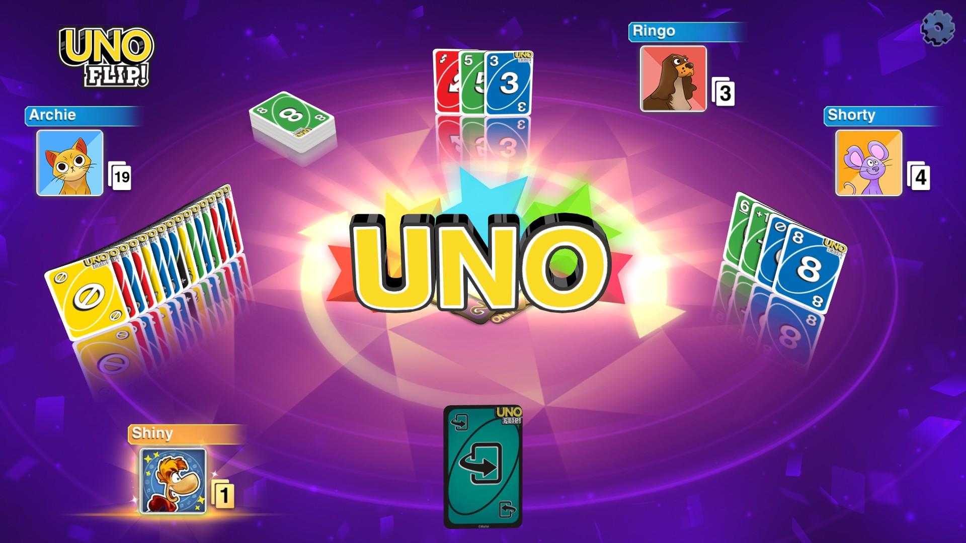 Скриншот №3 к UNO Ultimate Edition