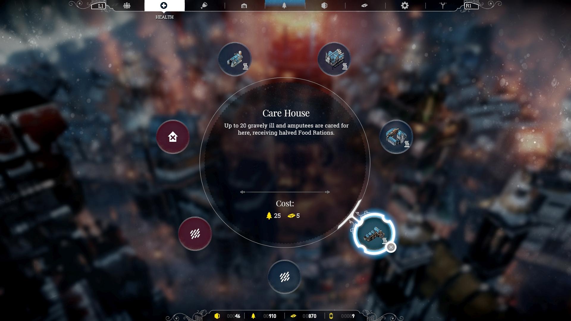 Скриншот №9 к Frostpunk Console Edition