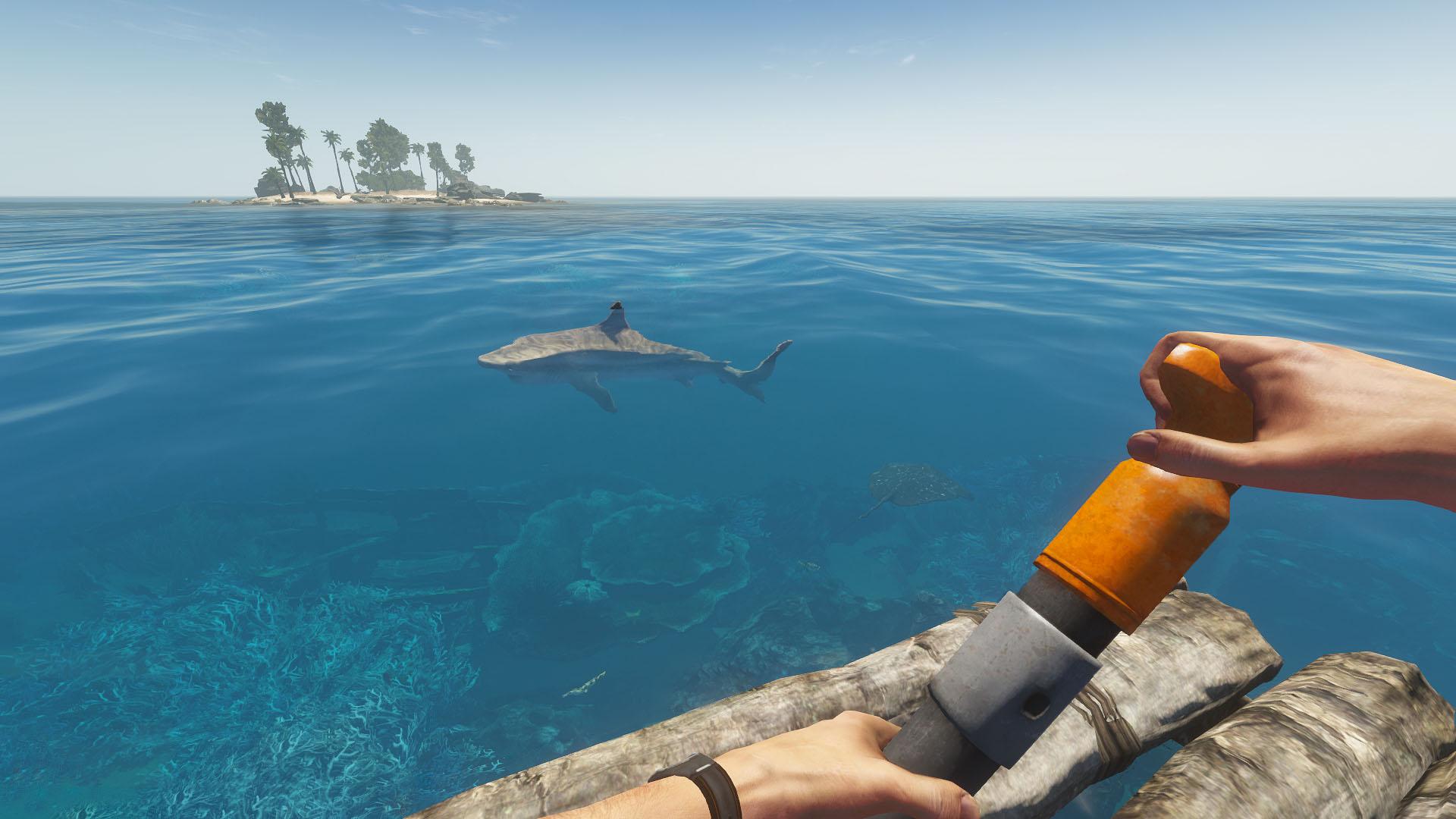 Скриншот №9 к Stranded Deep