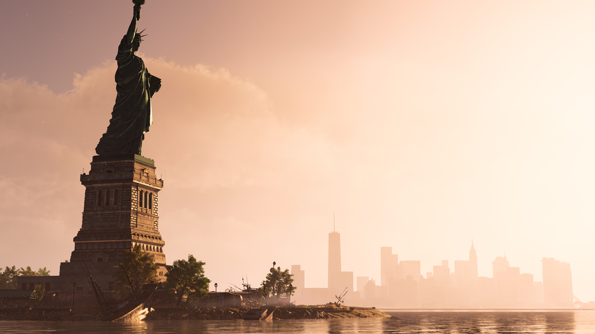 Скриншот №1 к The Division 2 -Воители Нью-Йорка – издание Ultimate Edition