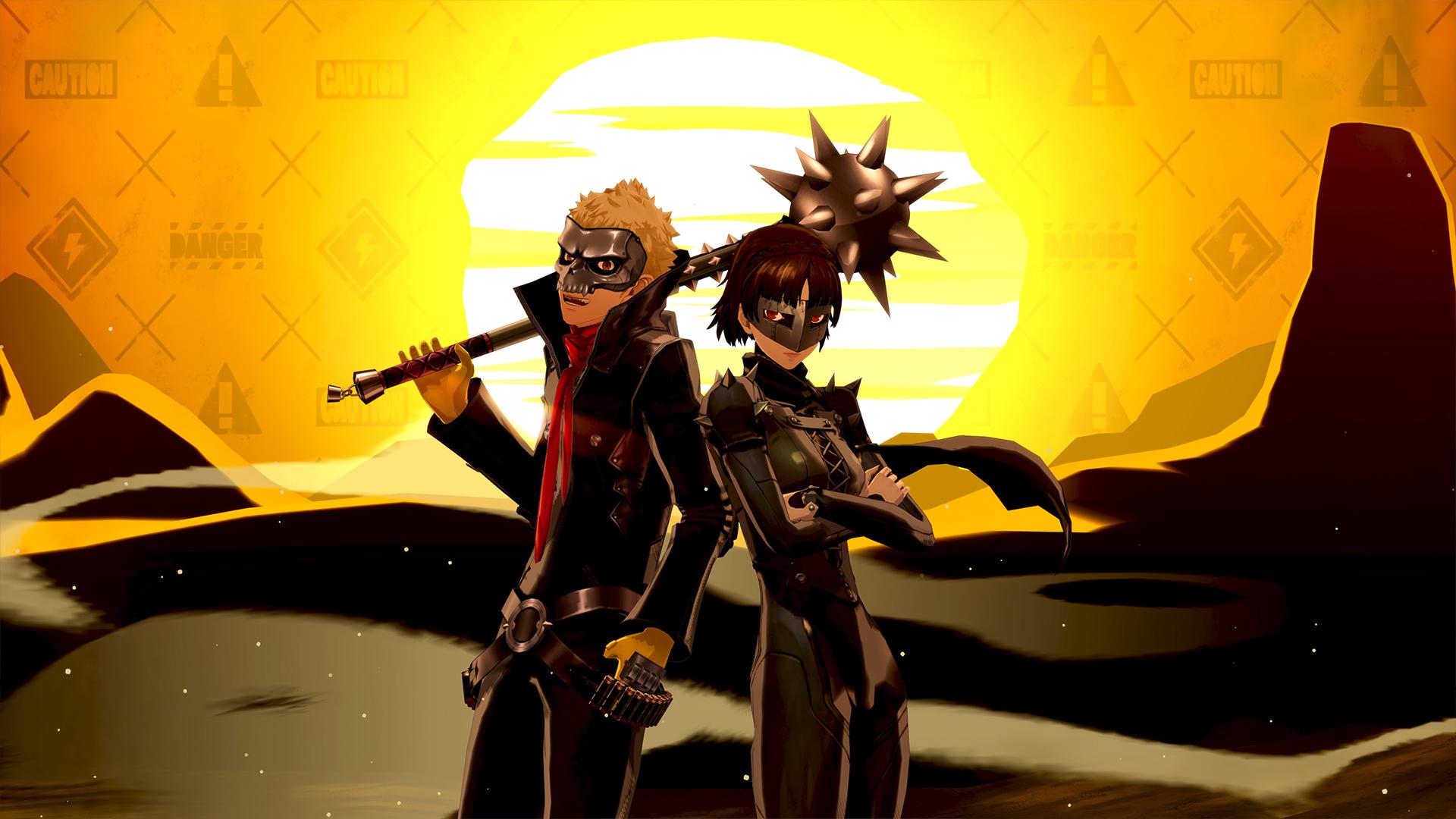 Скриншот №5 к Persona 5 Royal Ultimate Edition