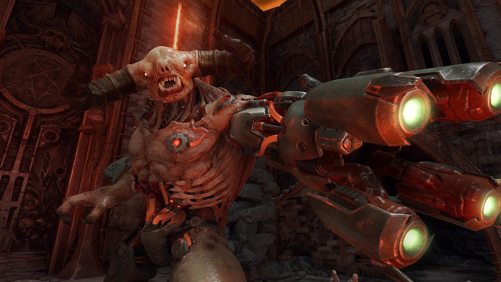 Скриншот №6 к DOOM Eternal Издание Deluxe