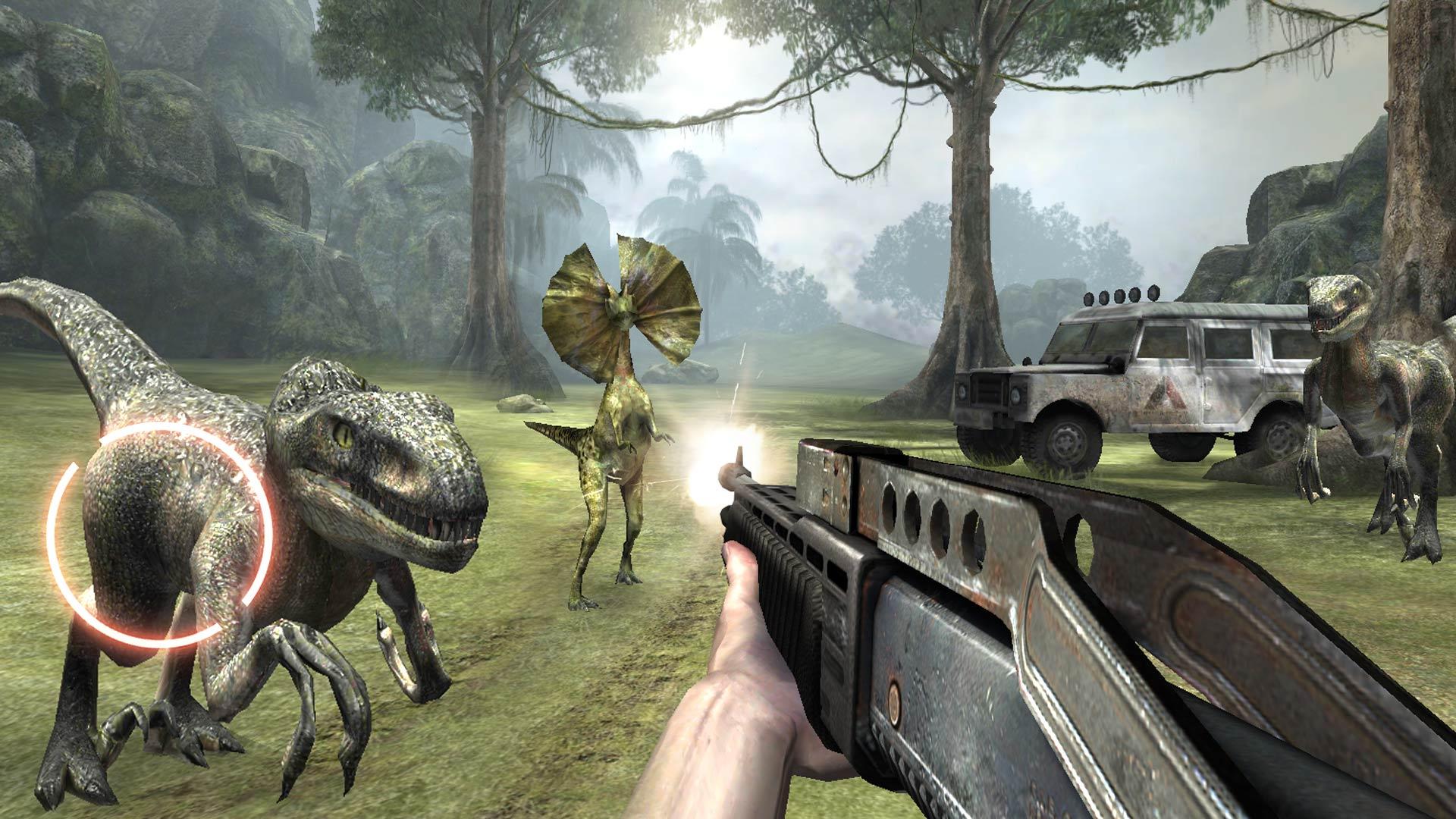 Dinosaur Island VR