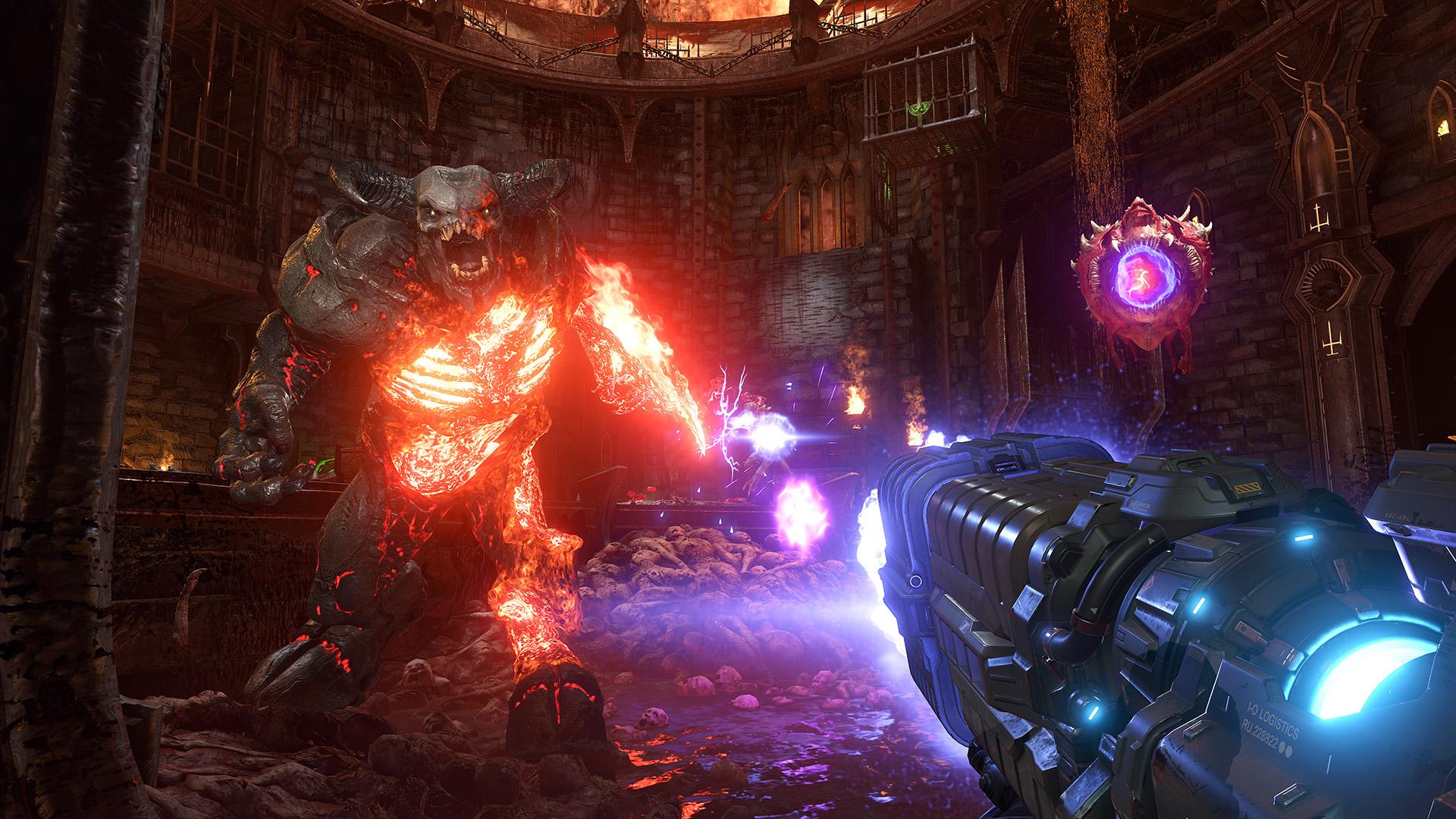 Скриншот №8 к DOOM Eternal Издание Deluxe