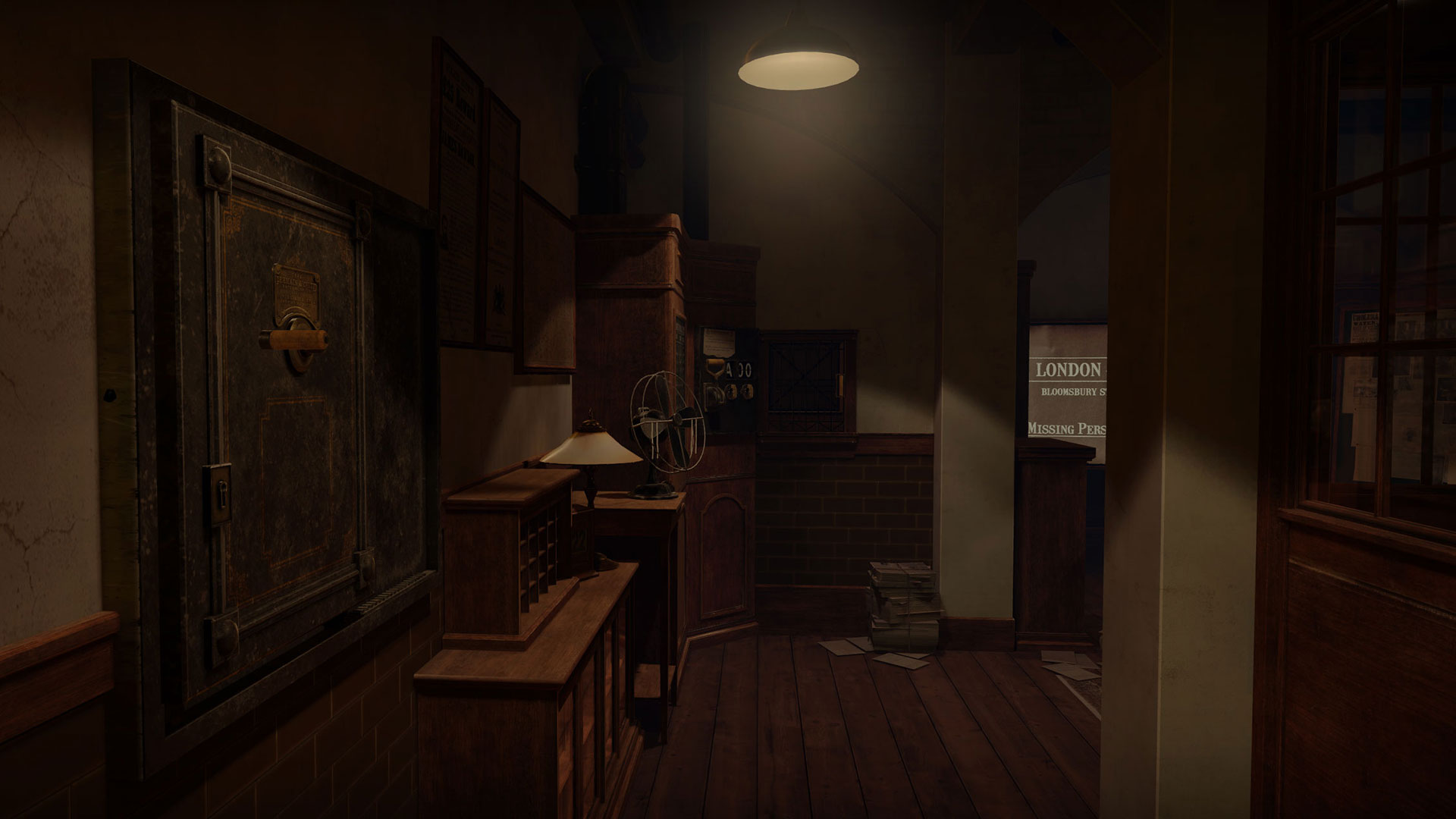 Скриншот №1 к The Room VR A Dark Matter