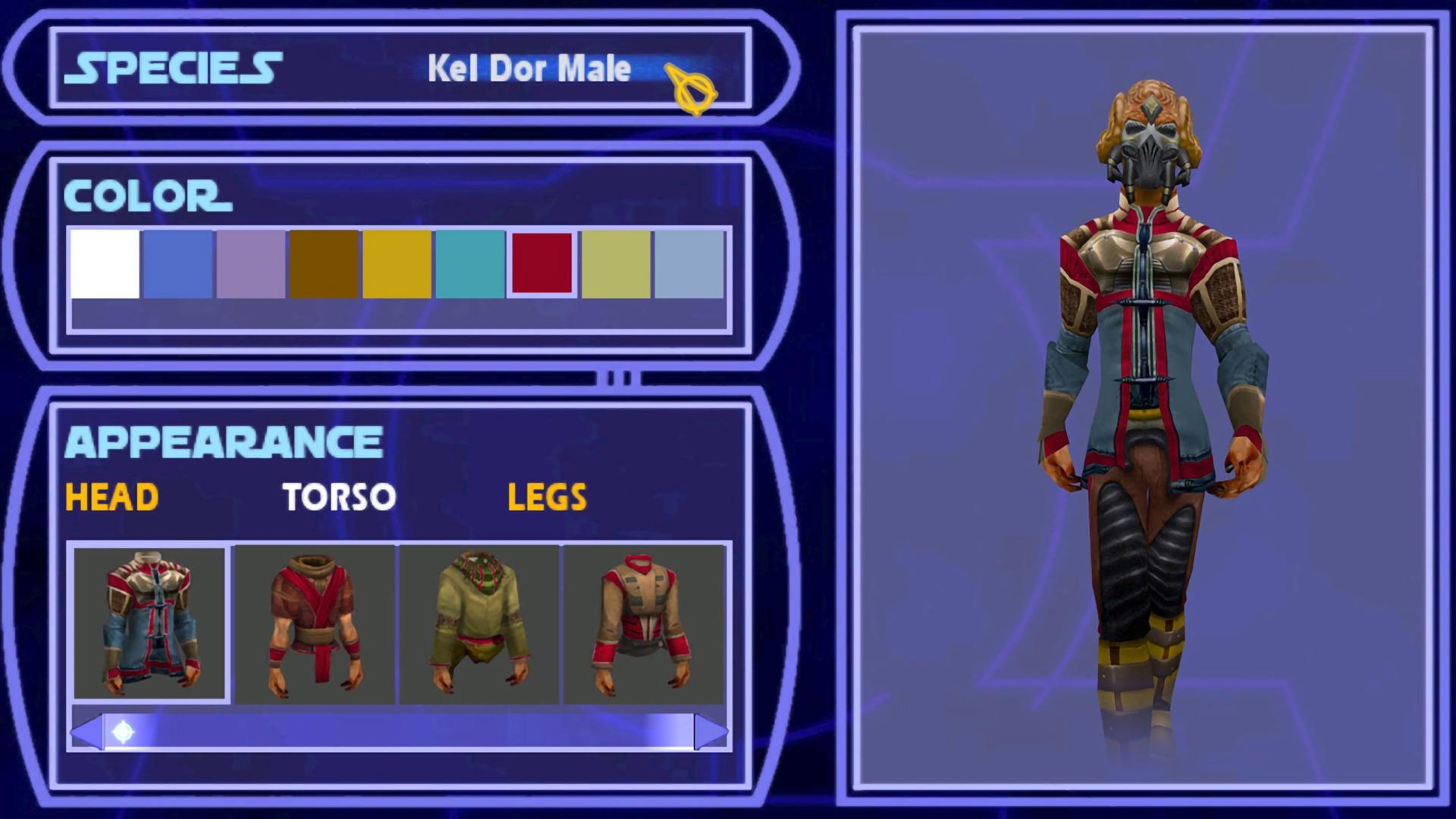 Скриншот №5 к STAR WARS Jedi Knight Jedi Academy