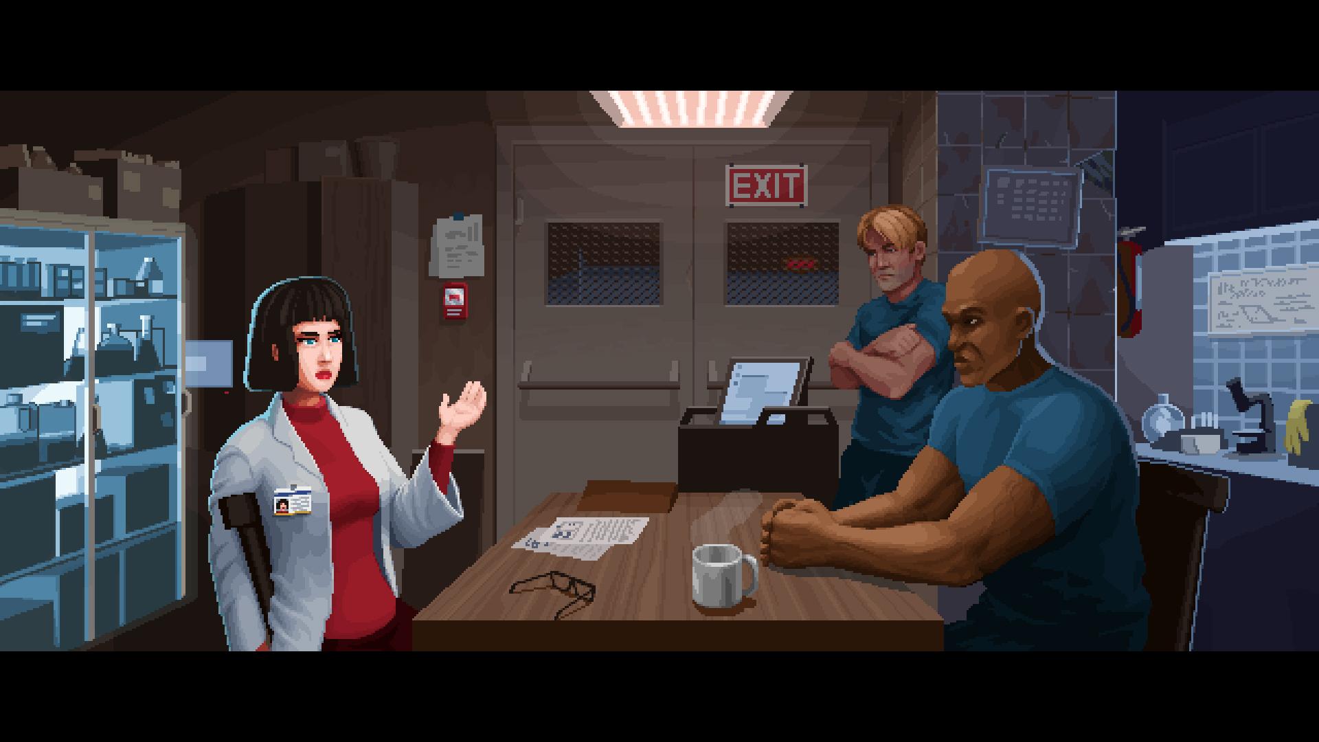 Скриншот №4 к Police Stories