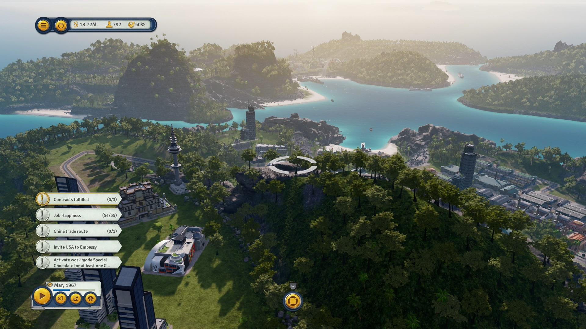 Скриншот №10 к Tropico 6 El Prez Edition