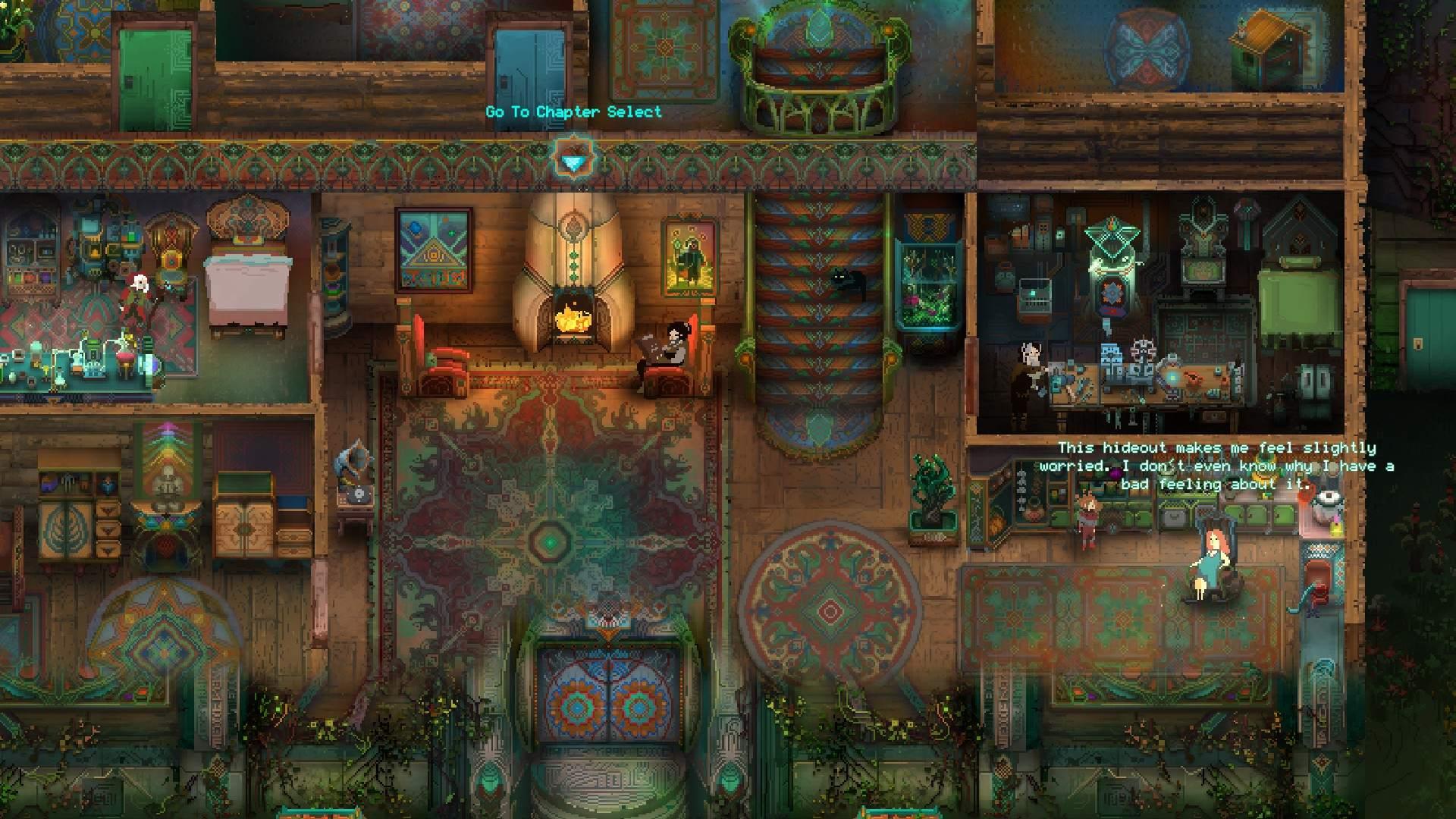 Скриншот №4 к Children of Morta Complete Edition