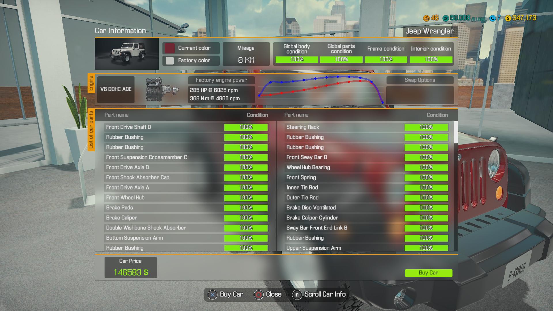 Скриншот №5 к Car Mechanic Simulator