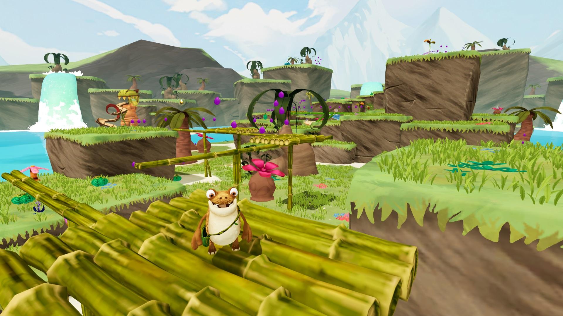 Скриншот №3 к Gigantosaurus The Game