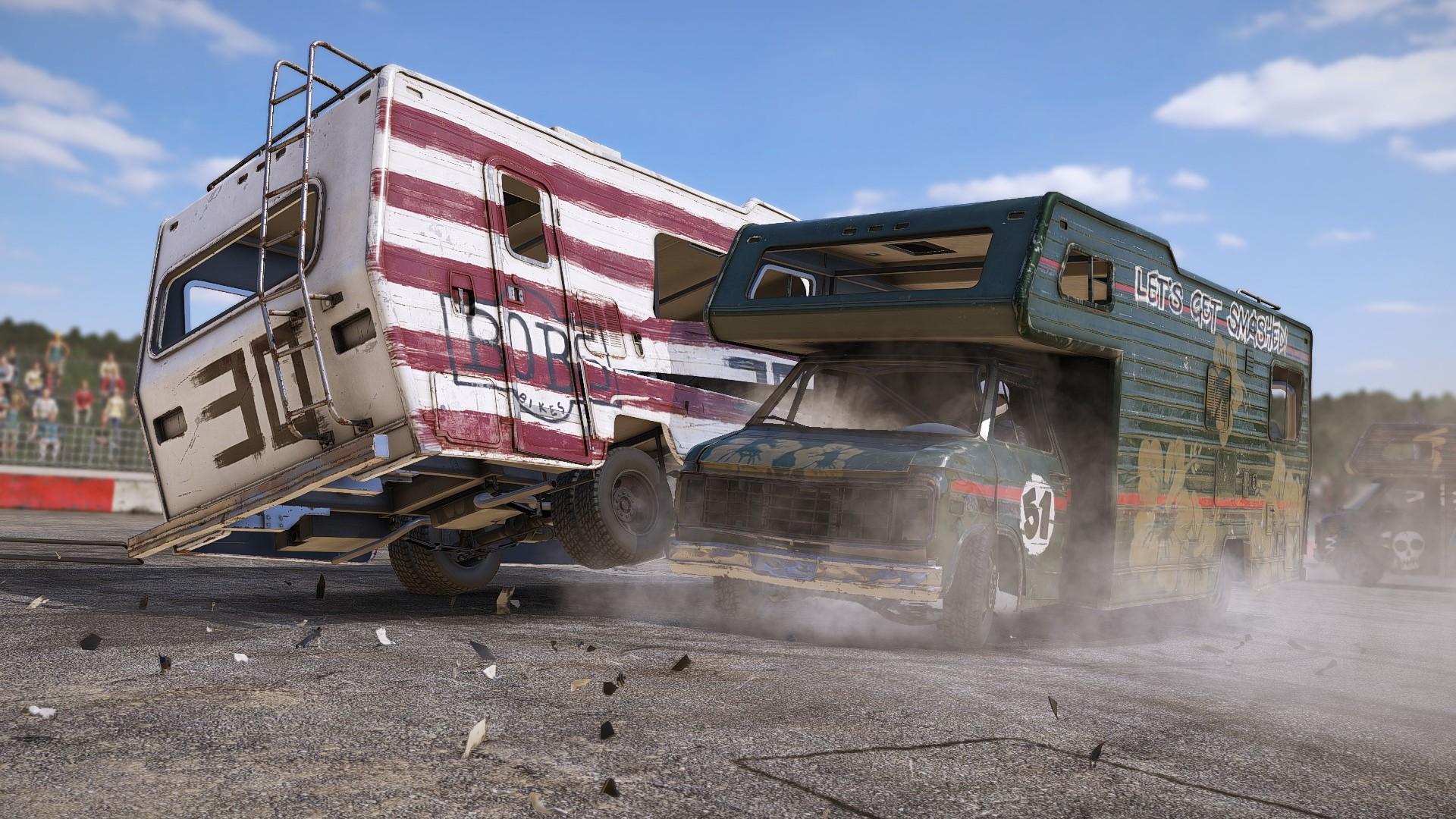 Скриншот №6 к Wreckfest Drive Hard. Die Last.