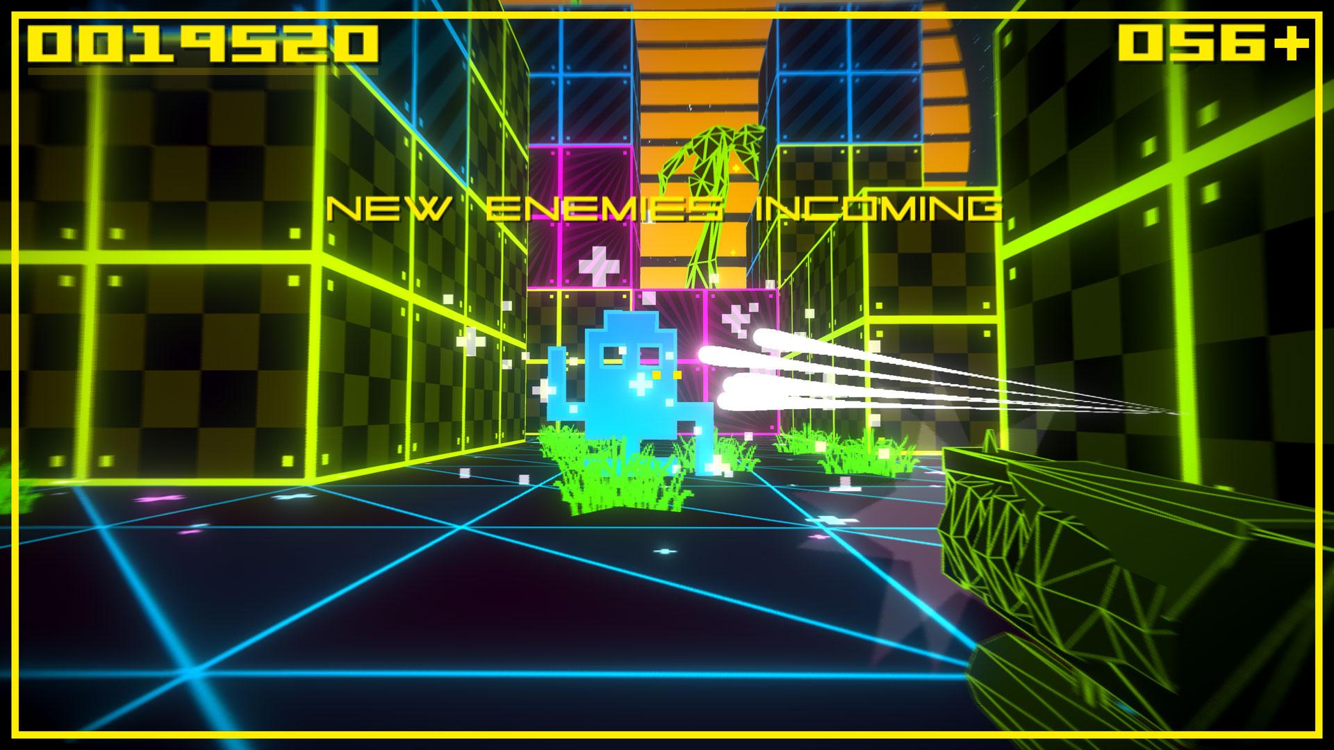 Скриншот №3 к Super Destronaut Land Wars