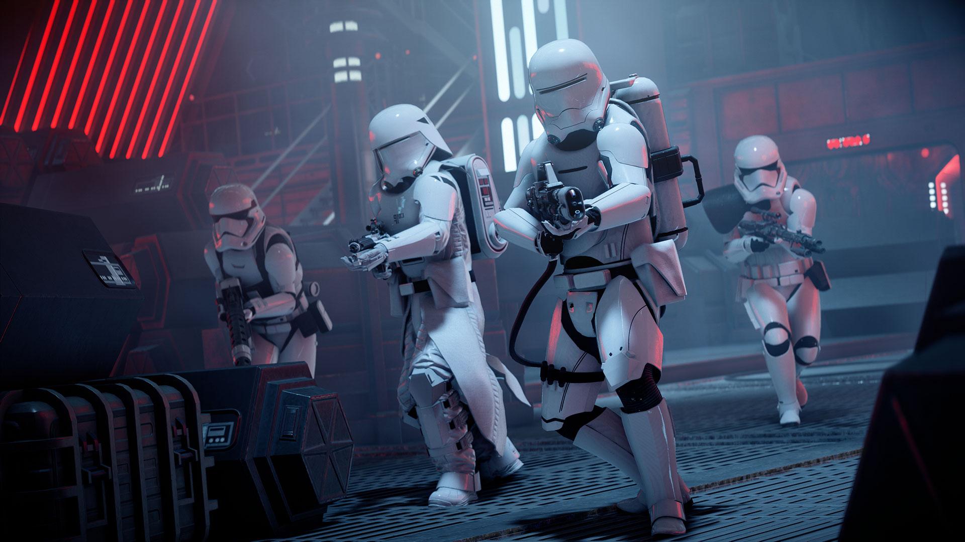 Скриншот №5 к STAR WARS Battlefront II — обновление до «Праздничного издан