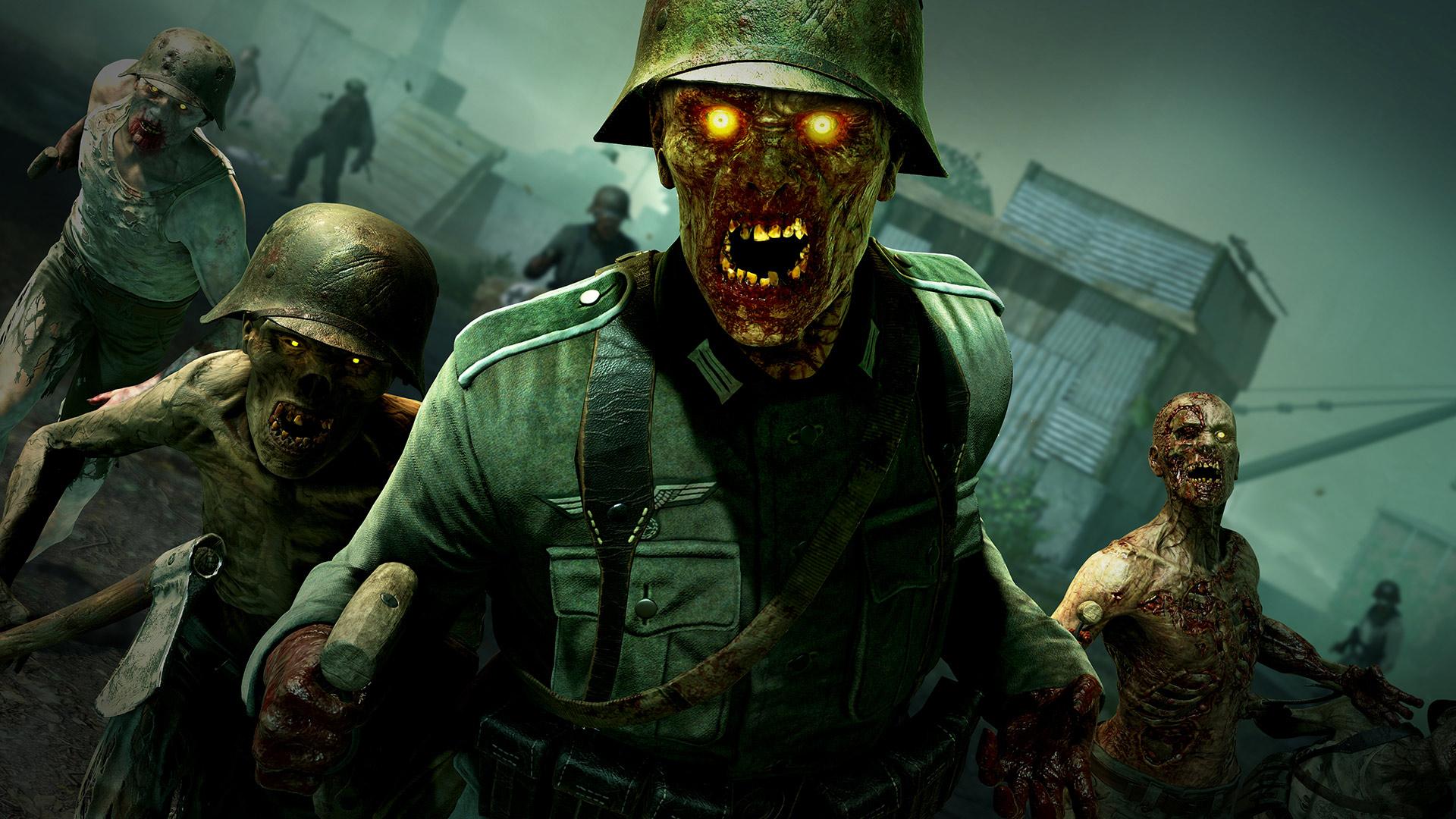 Скриншот №5 к Zombie Army 4 Dead War