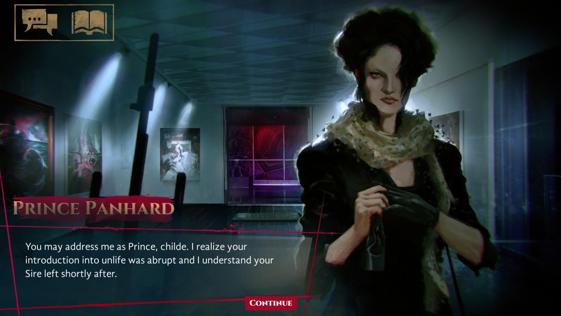 Скриншот №4 к Vampire The Masquerade - Coteries of New York