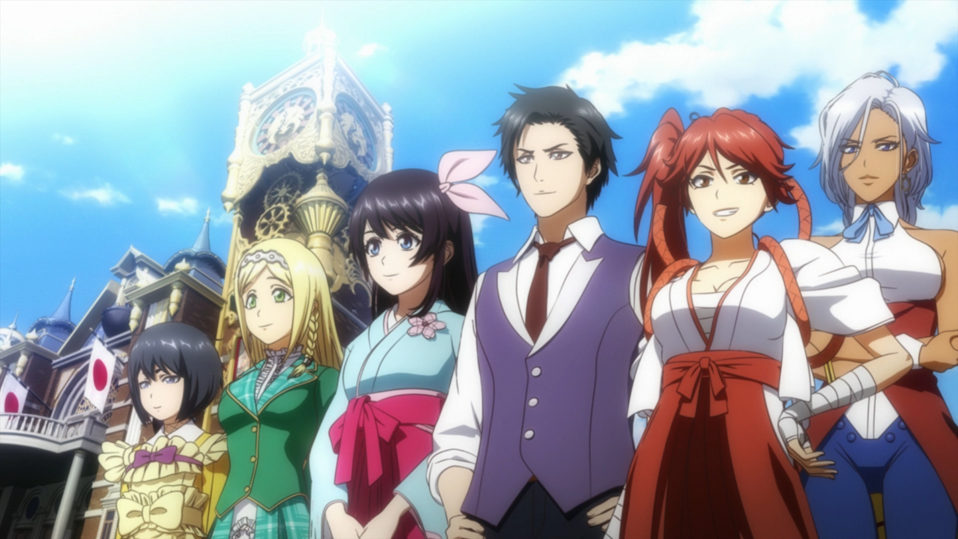 Sakura Wars Digital Deluxe Edition