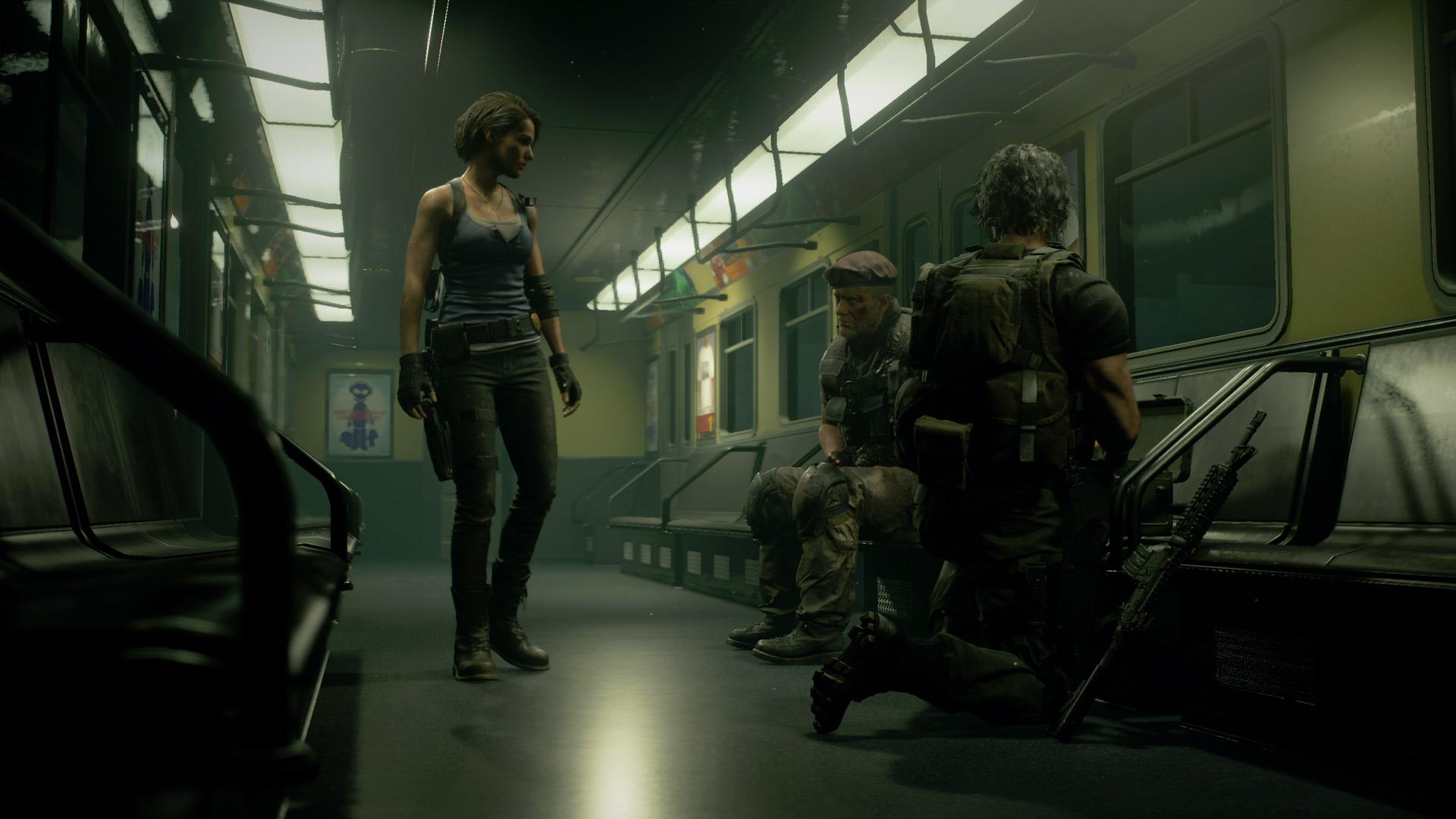 Аренда Resident Evil 3 на PlayStation 4