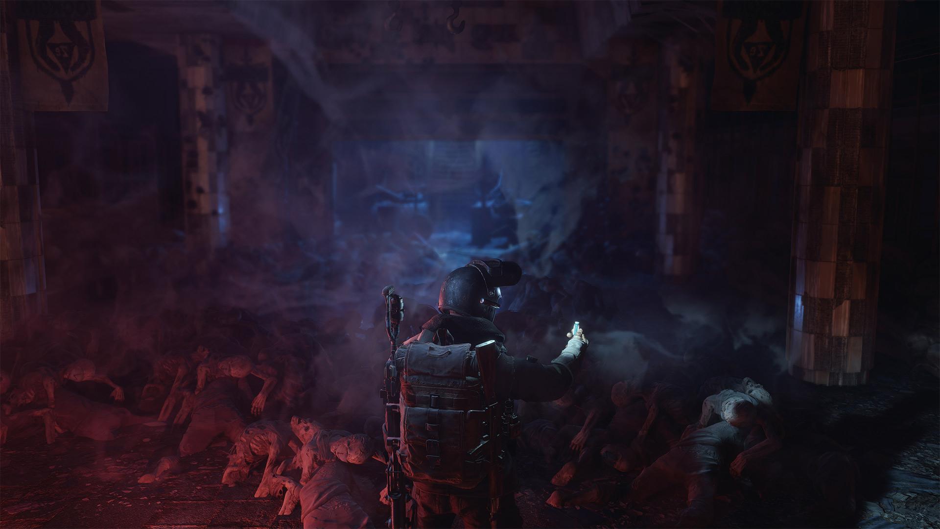Скриншот №5 к Metro Exodus - Два полковника