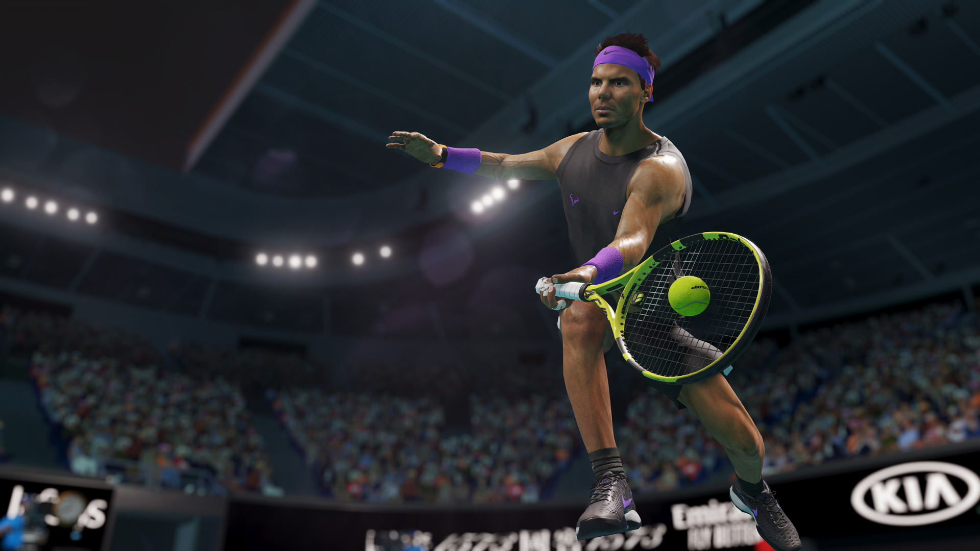 Скриншот №5 к AO Tennis 2