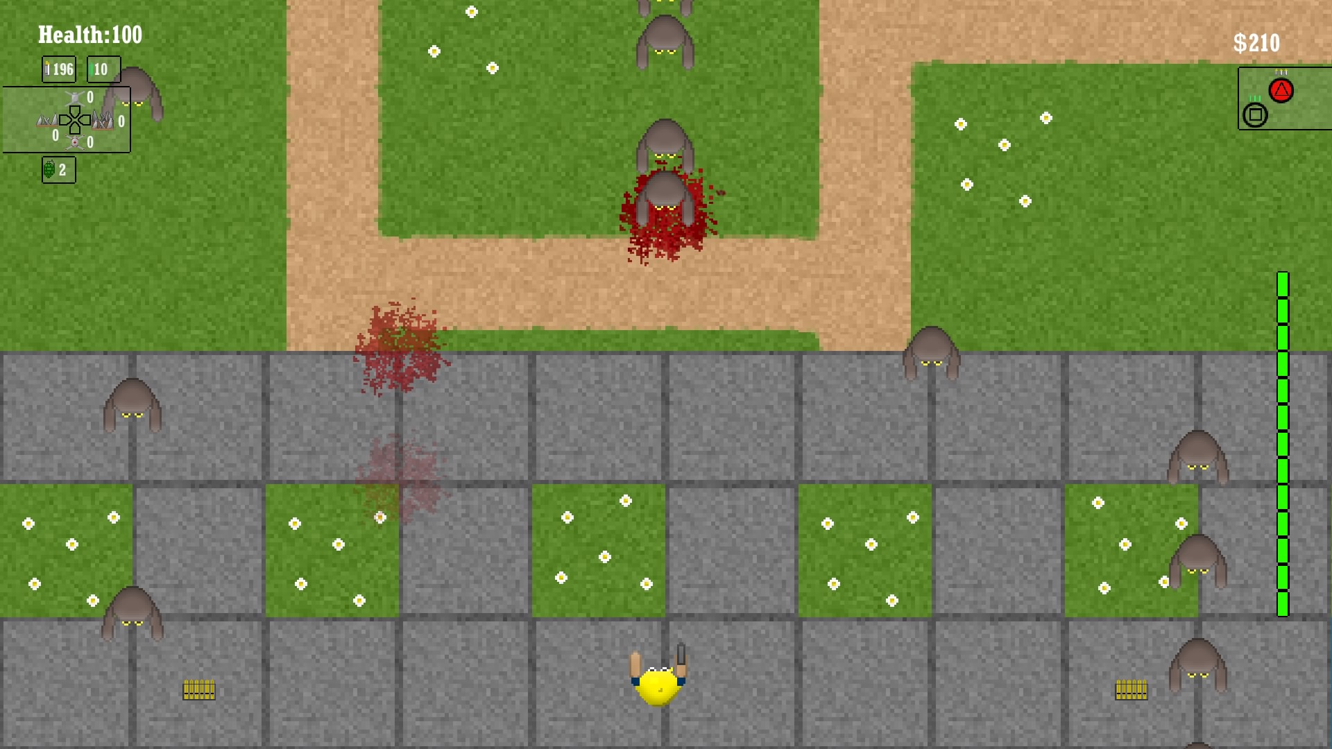 Скриншот №1 к Annihilation