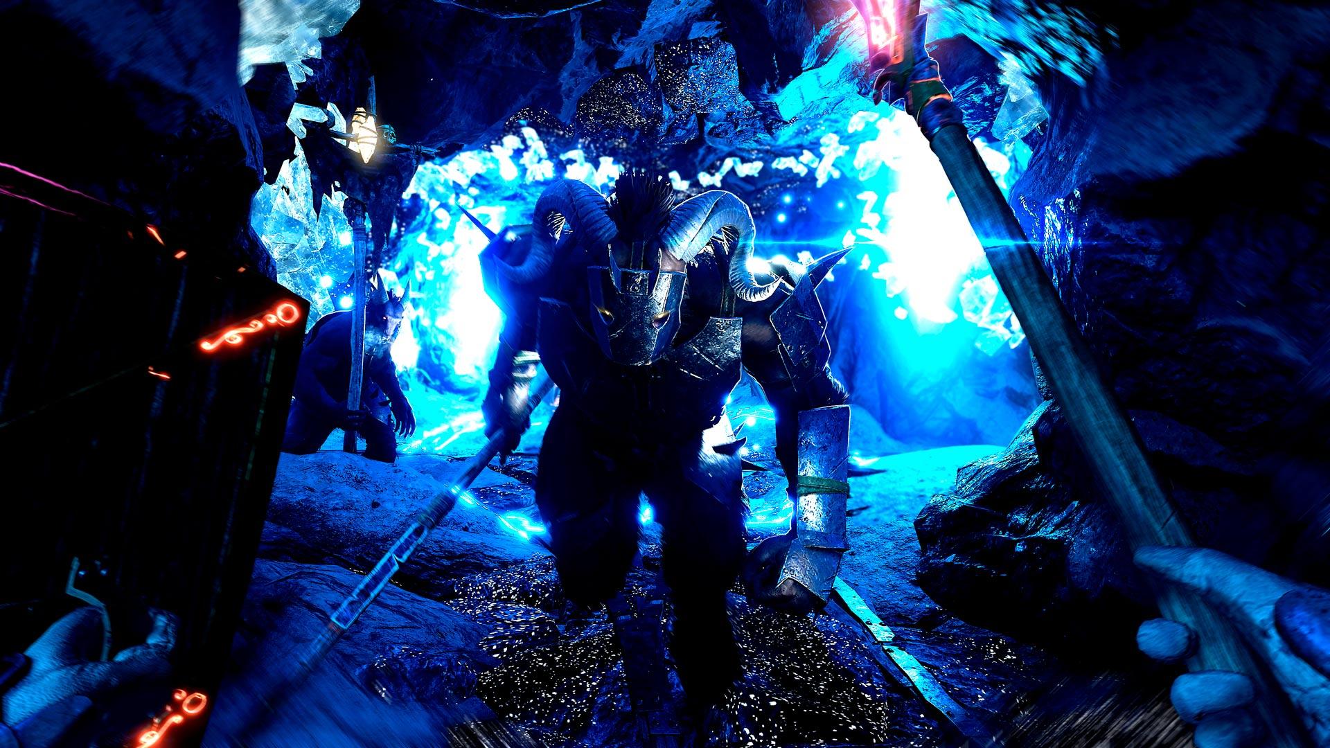 Скриншот №1 к Набор Warhammer Vermintide 2 – Winds of Magic