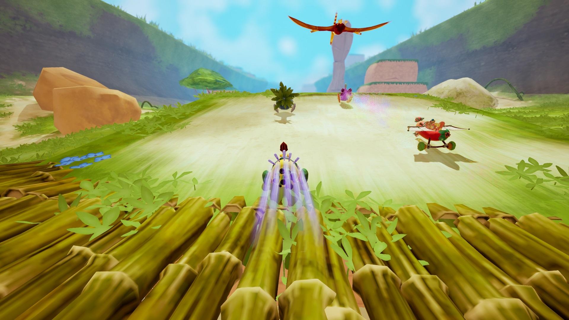 Скриншот №5 к Gigantosaurus The Game