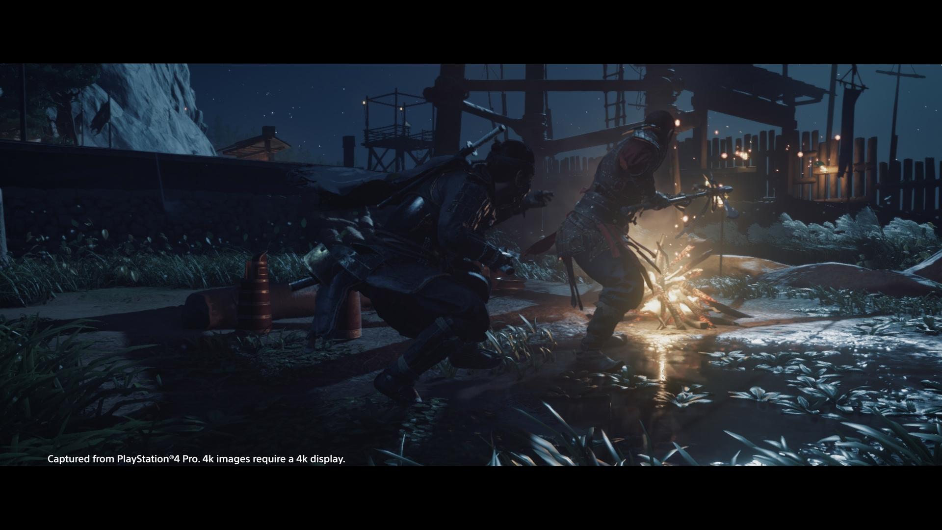 Скриншот №10 к Призрак Цусимы