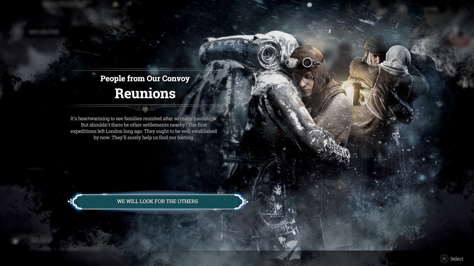 Скриншот №4 к Frostpunk Console Edition