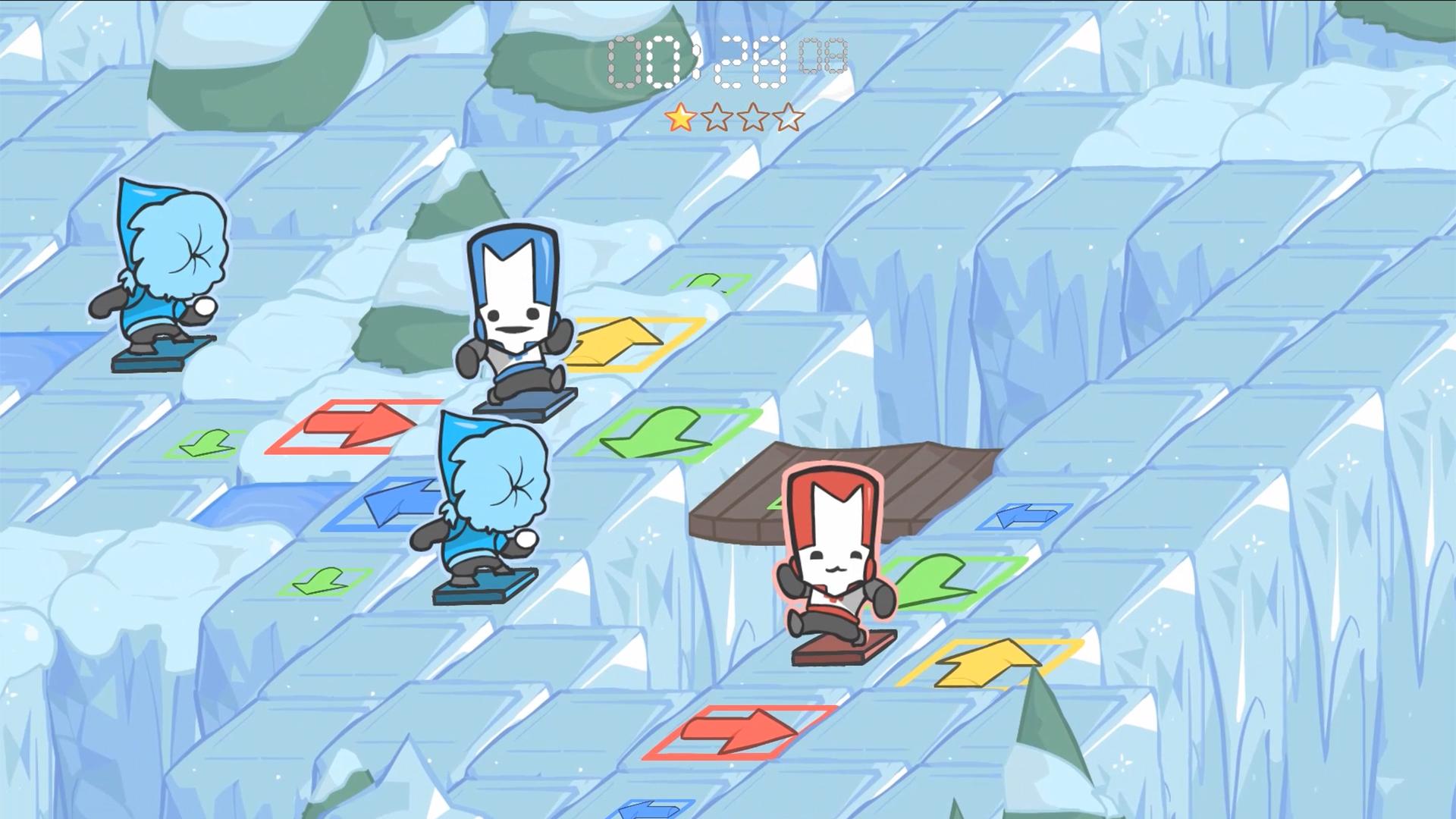 Скриншот №10 к Castle Crashers Remastered