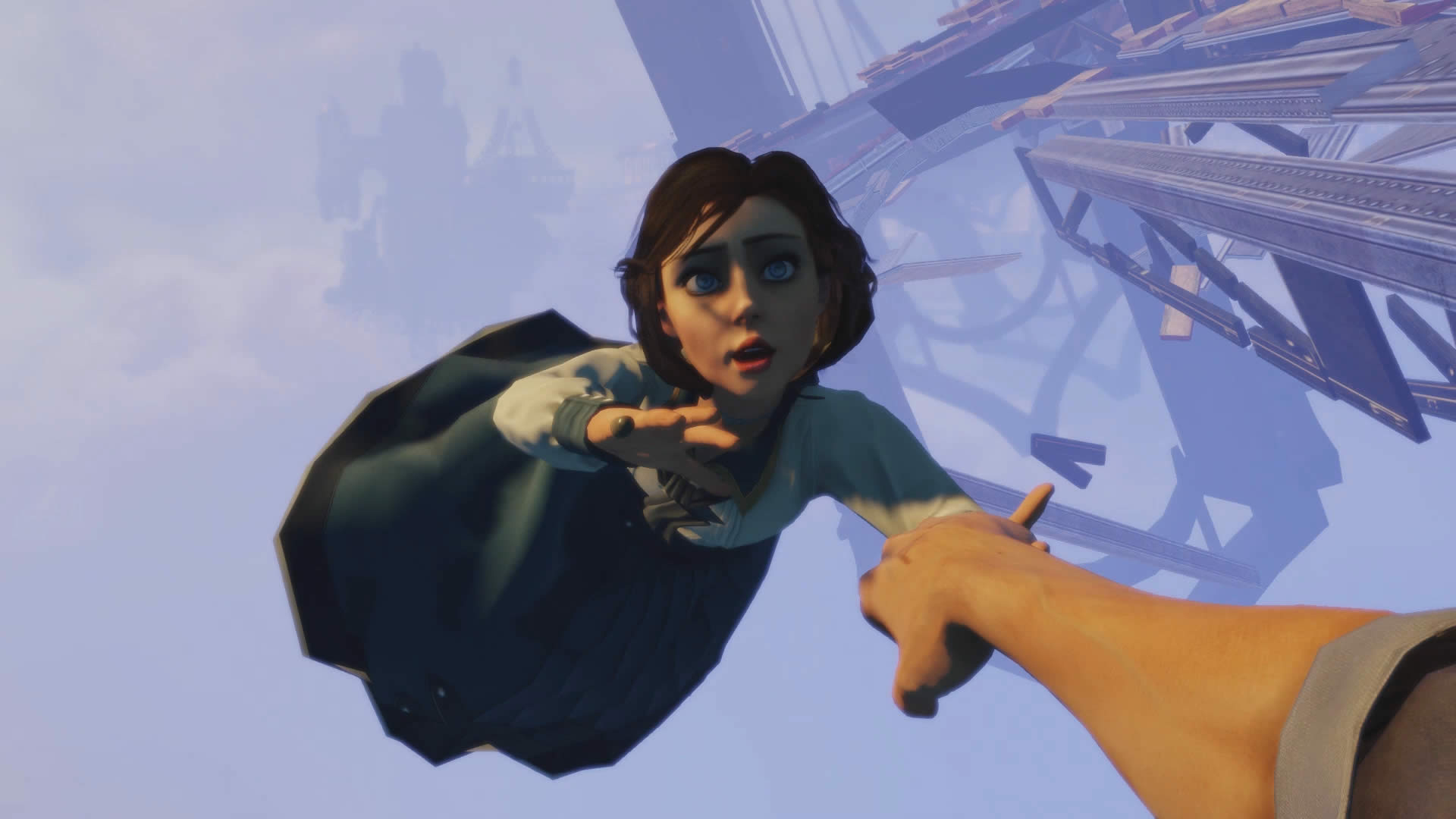 Скриншот №5 к BioShock Infinite The Complete Edition